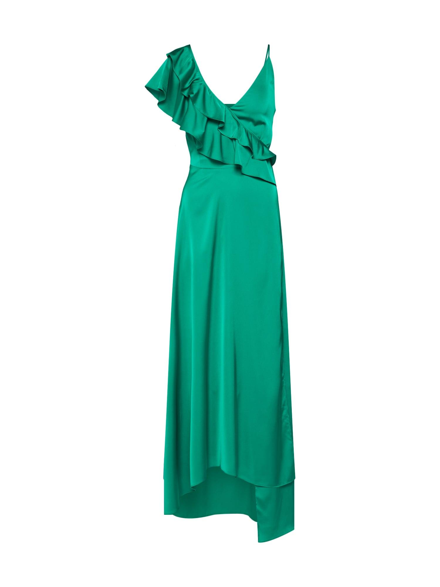 Společenské šaty 2ND Haly smaragdová 2ND DAY