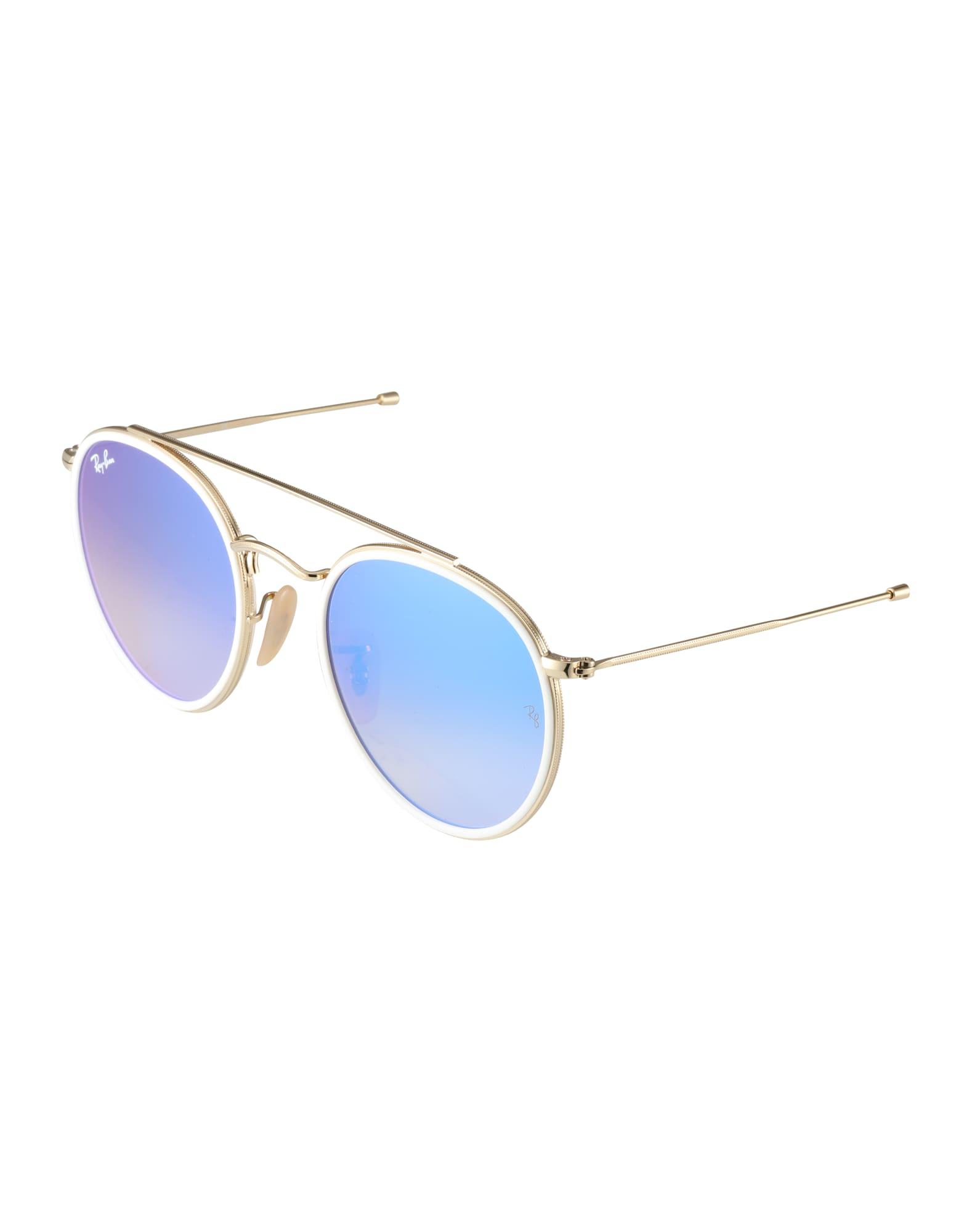 Sluneční brýle modrá zlatá přírodní bílá Ray-Ban