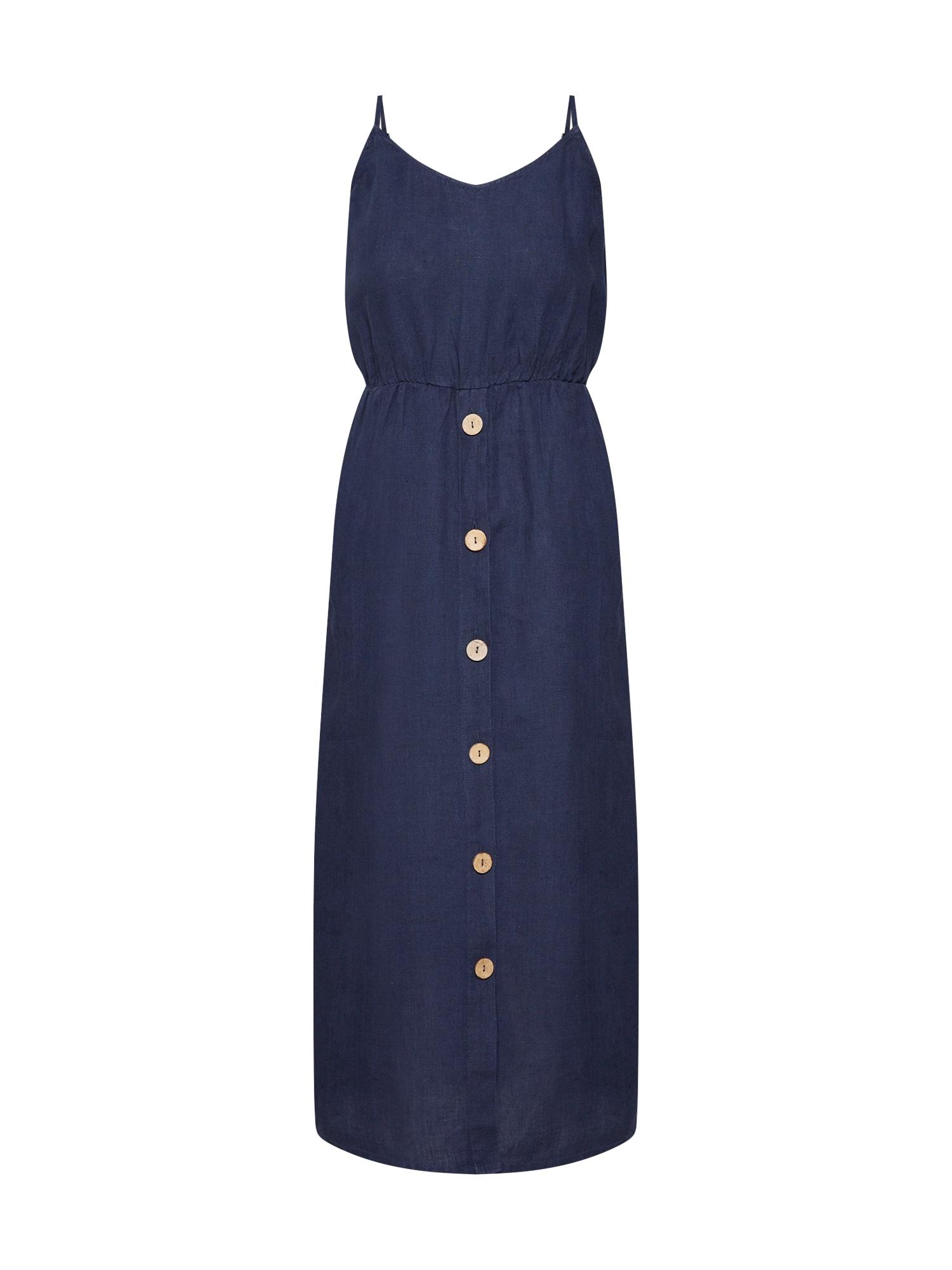 Letní šaty RIKO tmavě modrá BROADWAY NYC FASHION