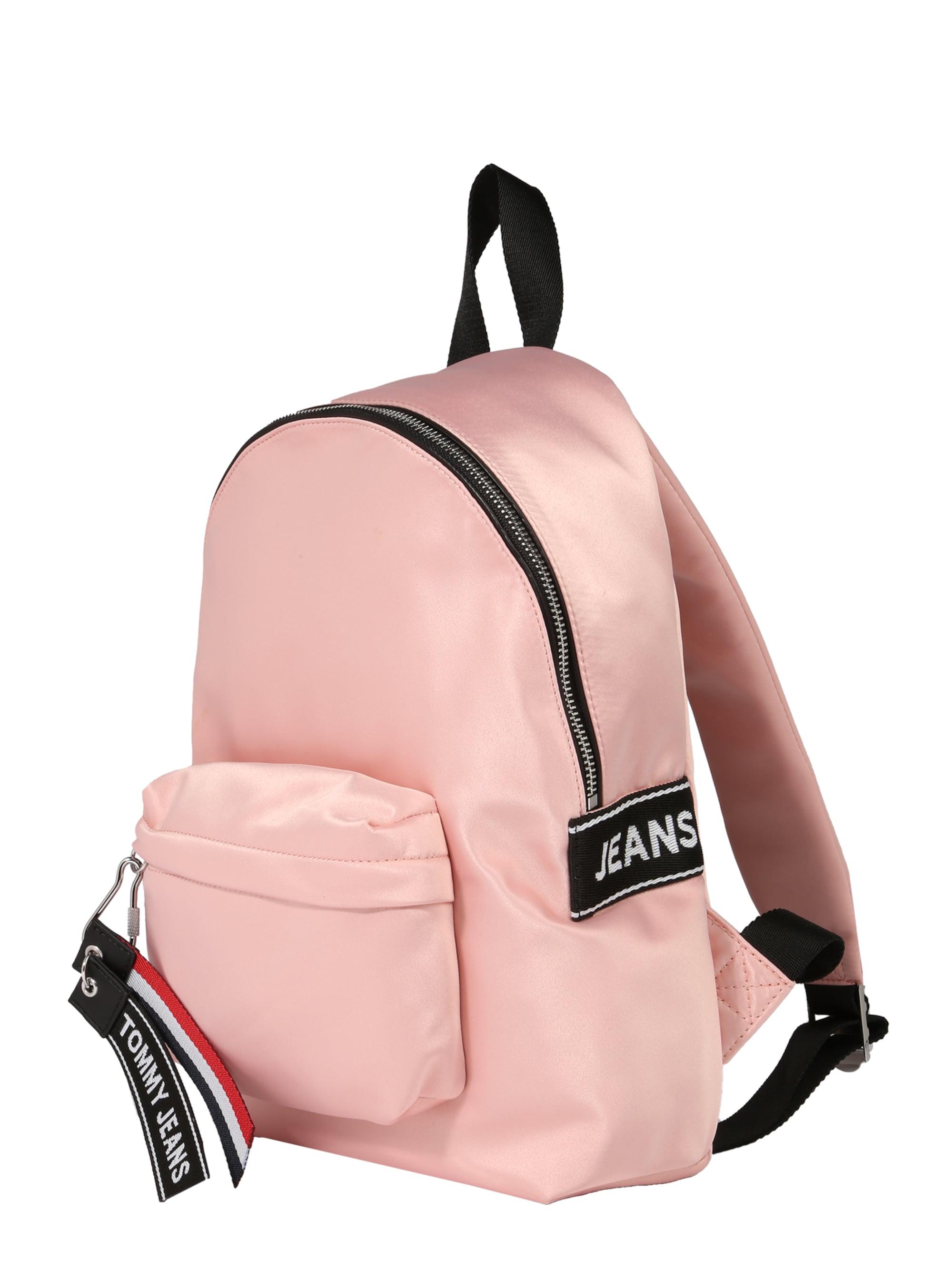 Tommy Jeans Plecak  różowy pudrowy