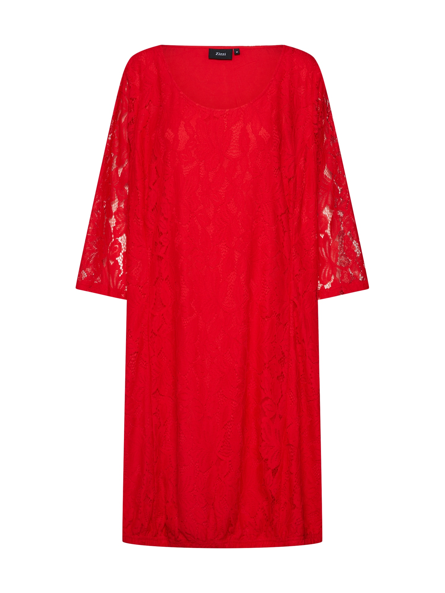 Zizzi Maxi šaty 'XAPONI'  světle červená