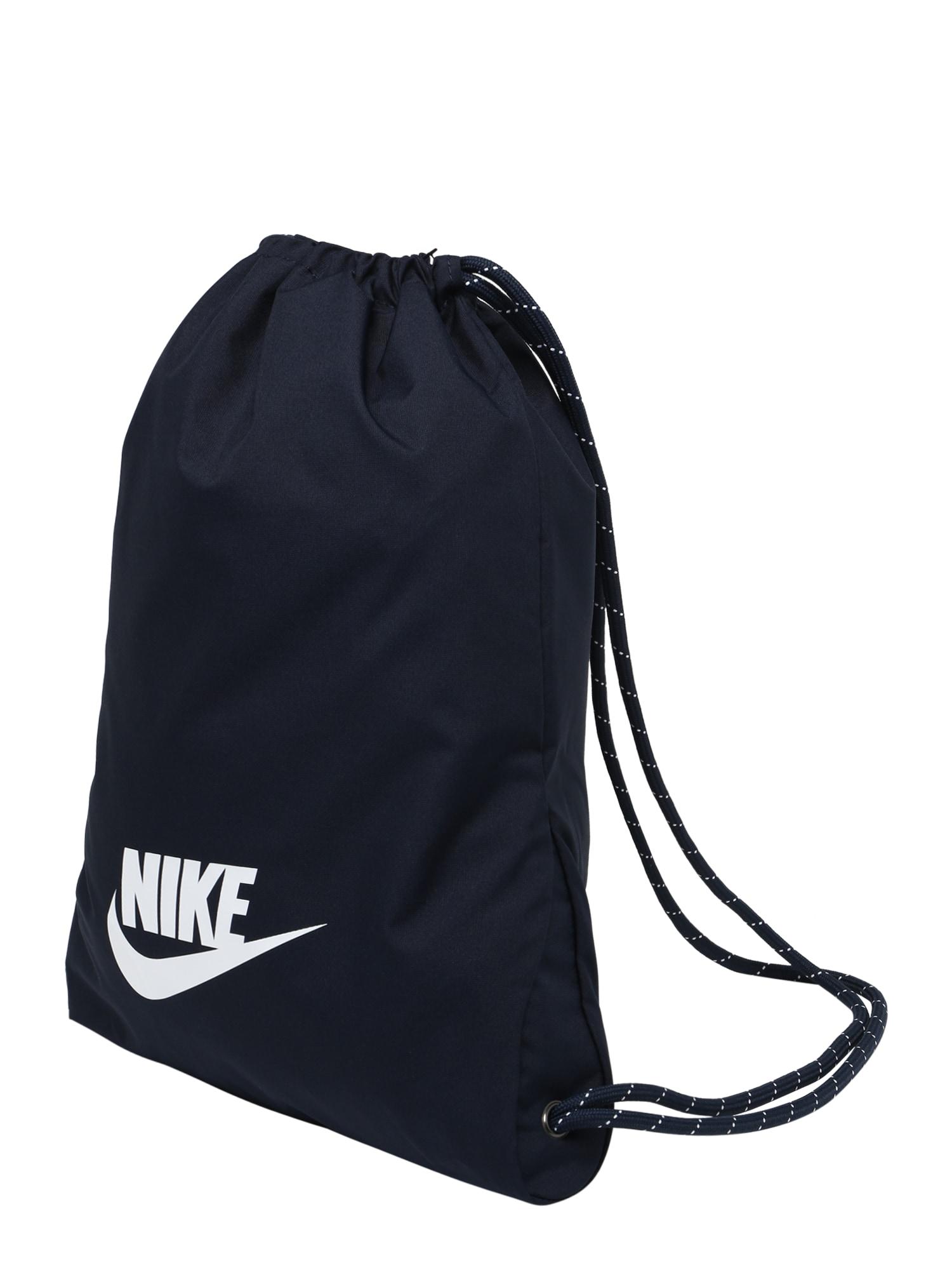 Sportovní vak tmavě modrá Nike Sportswear