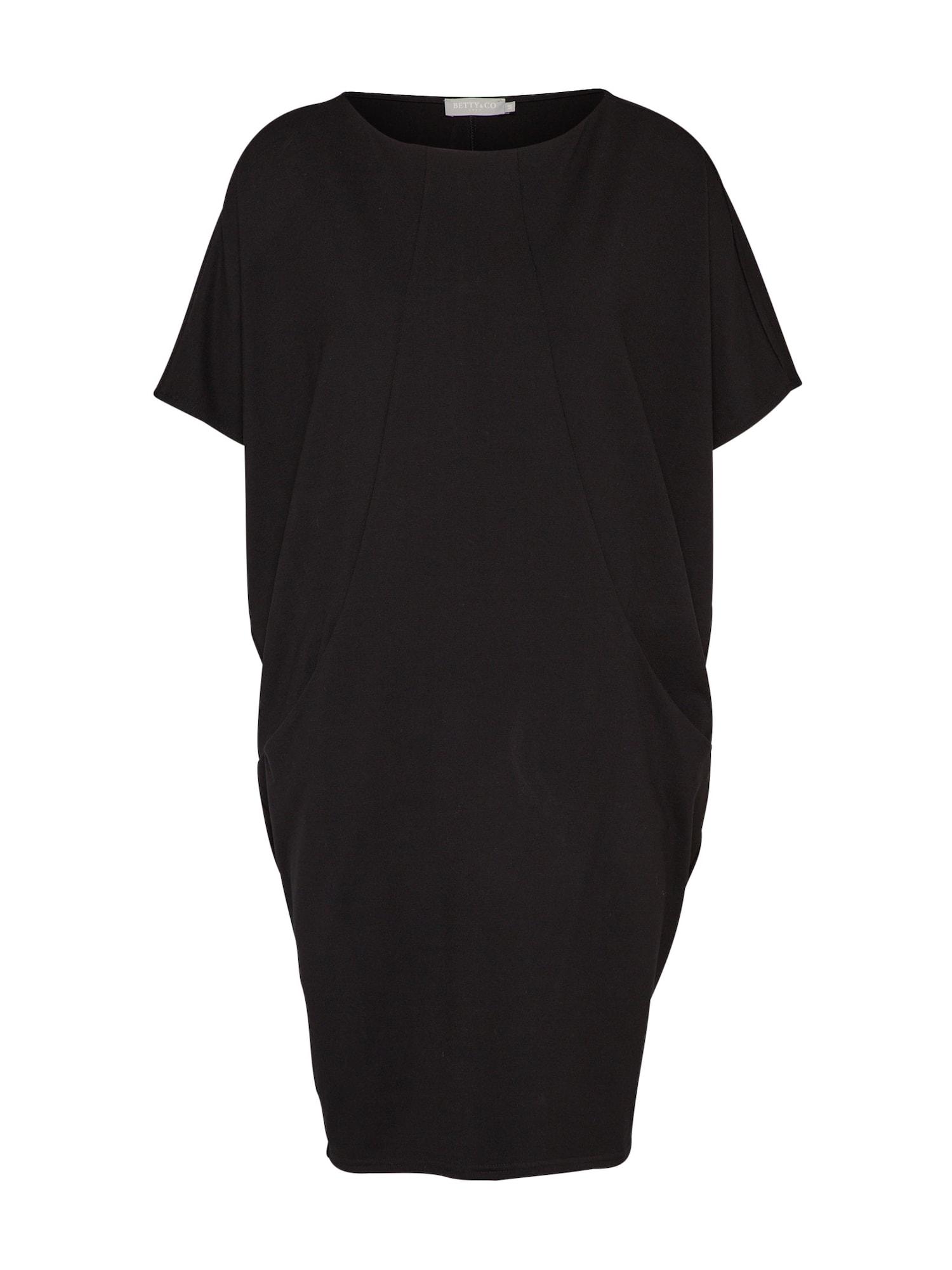 Maxi šaty černá Betty & Co