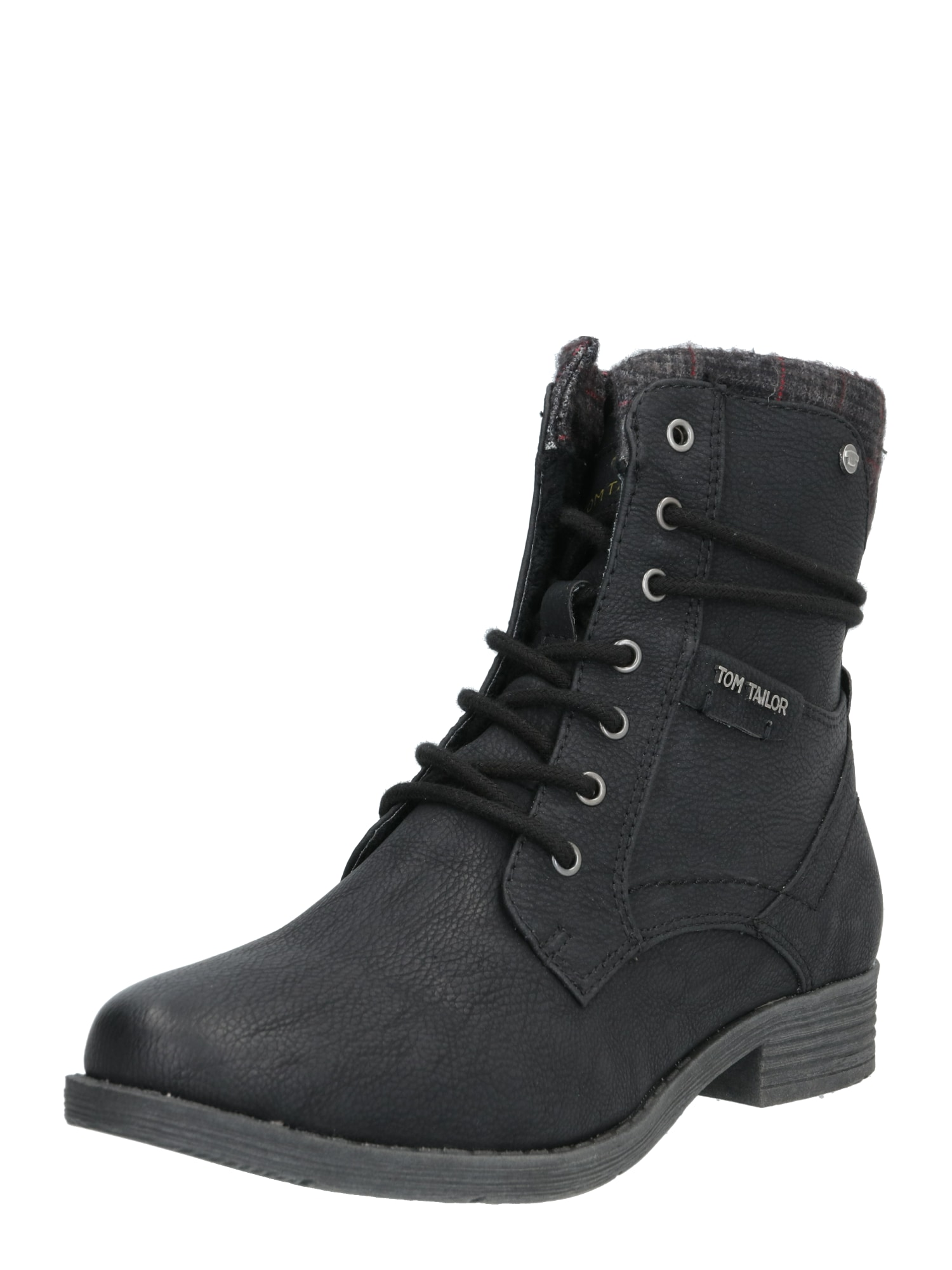 Stiefellette   Schuhe > Stiefeletten > Schnürstiefeletten   TOM TAILOR