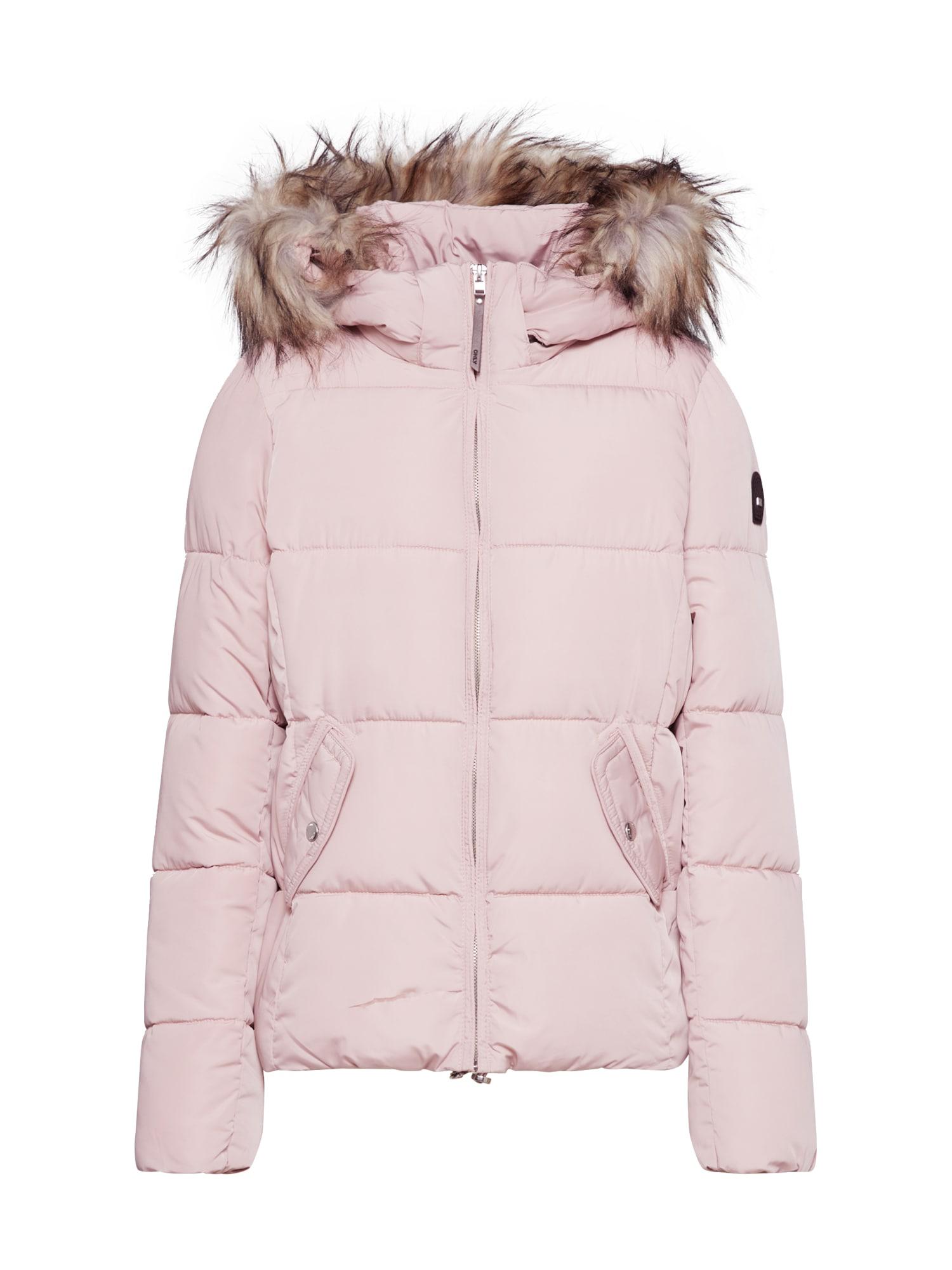 ONLY Zimní bunda  růžová