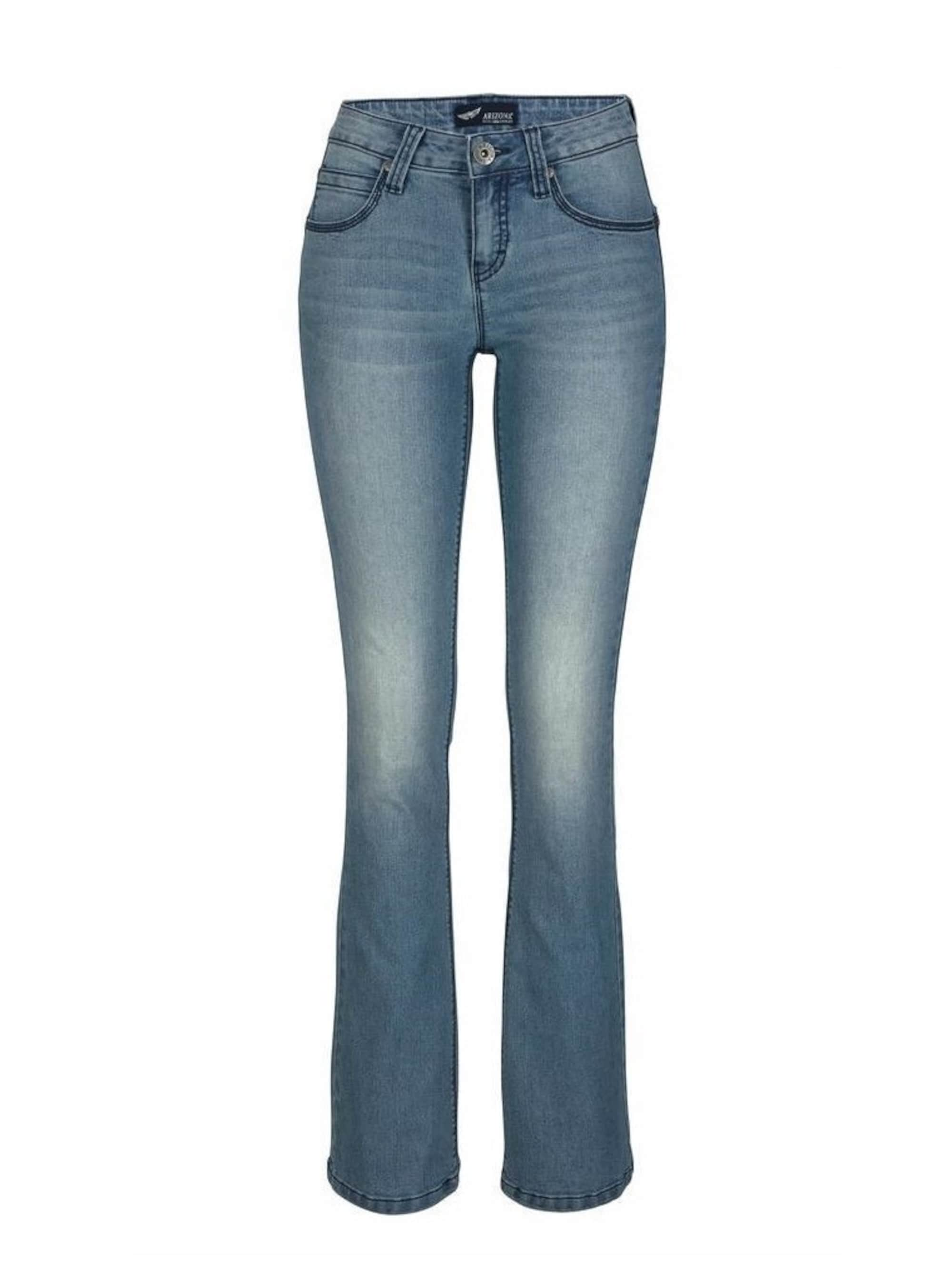 Image of Bootcut-Jeans ´Shaping´