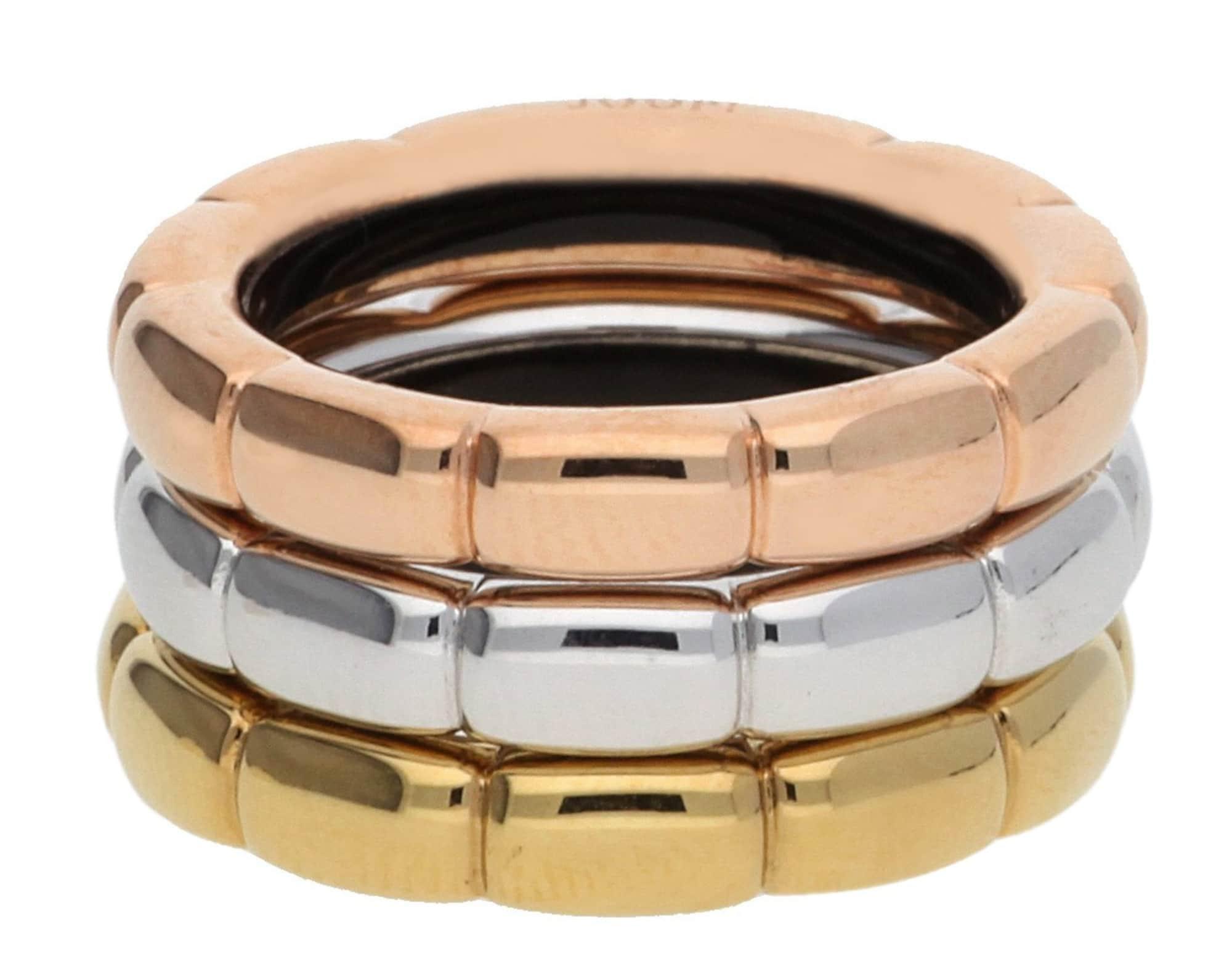 Damen Fingerring Silber Gold Lia JPRG90729A
