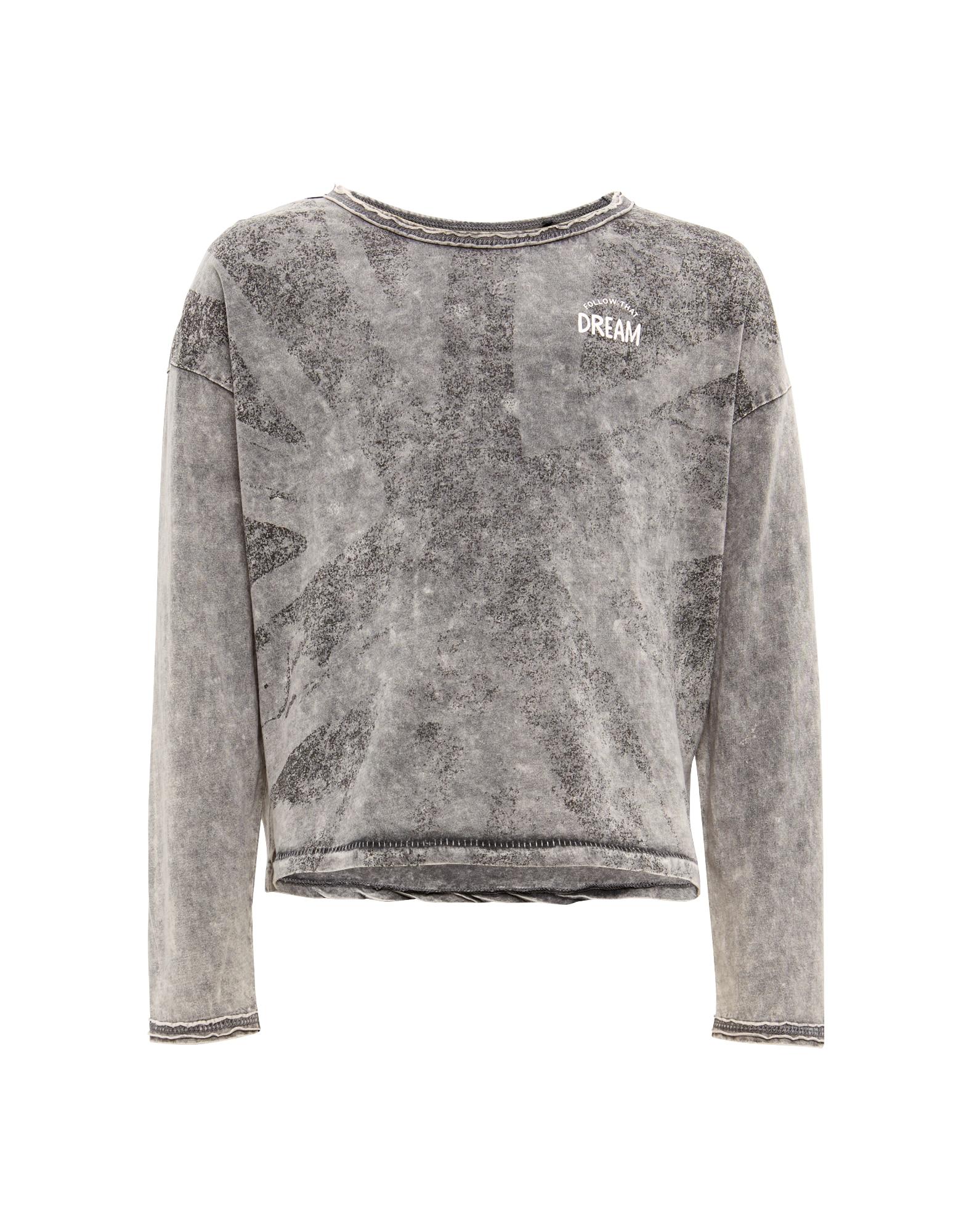 Pepe Jeans Meisjes Shirt CONSTANCE TEEN grijs