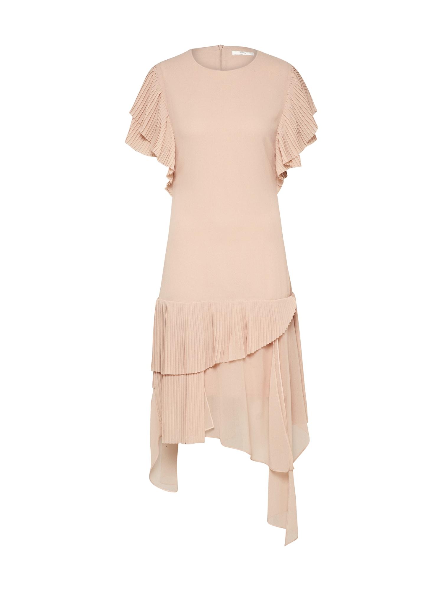 POSTYR Sukienka koktajlowa  brzoskwiniowy