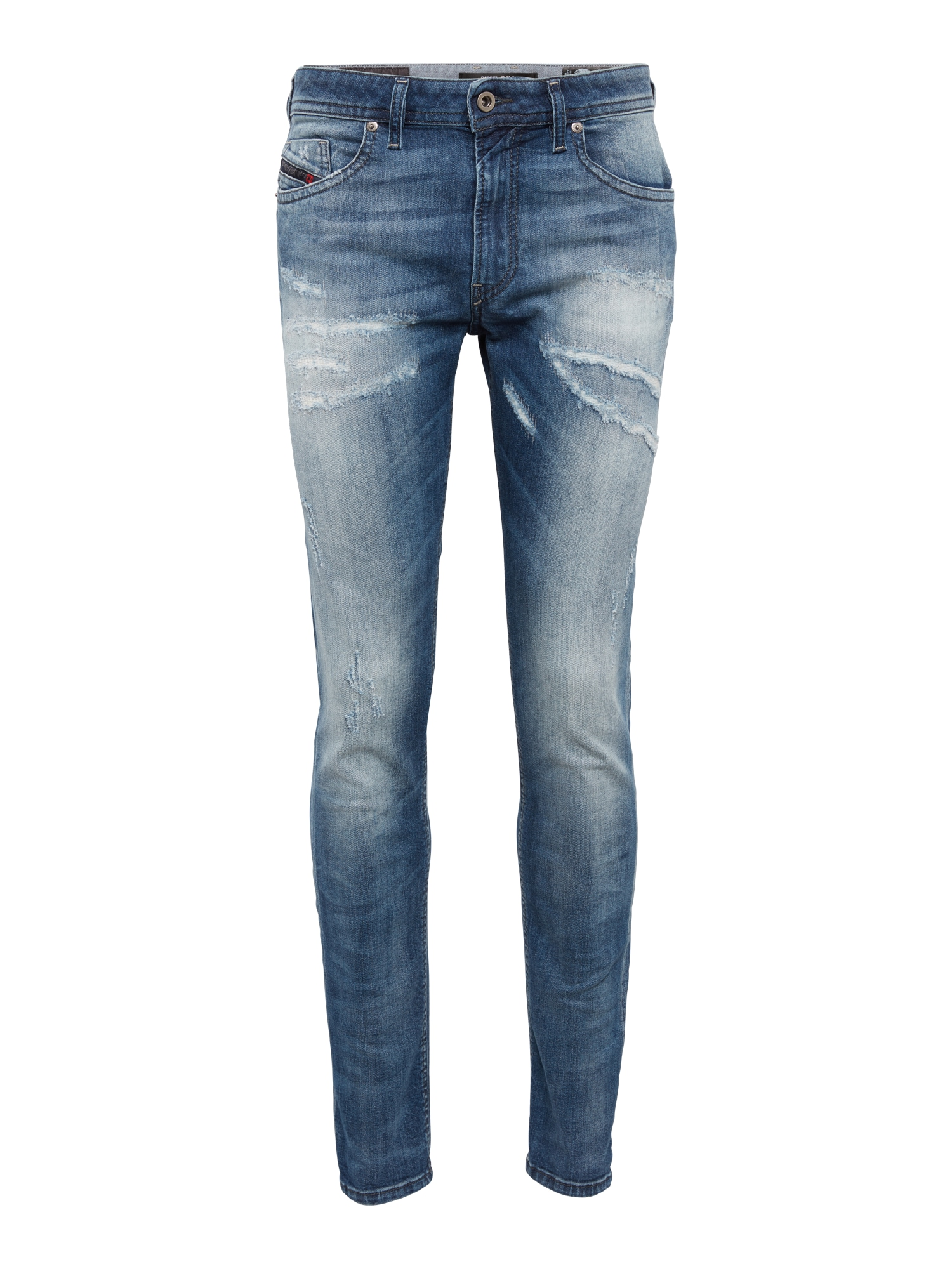 DIESEL Heren Jeans Thommer blue denim