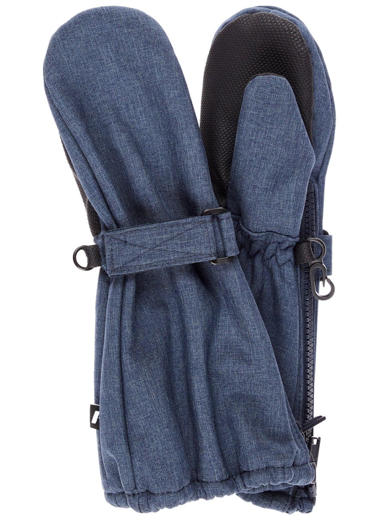 NAME IT, Jongens Handschoenen 'Alfa', blauw