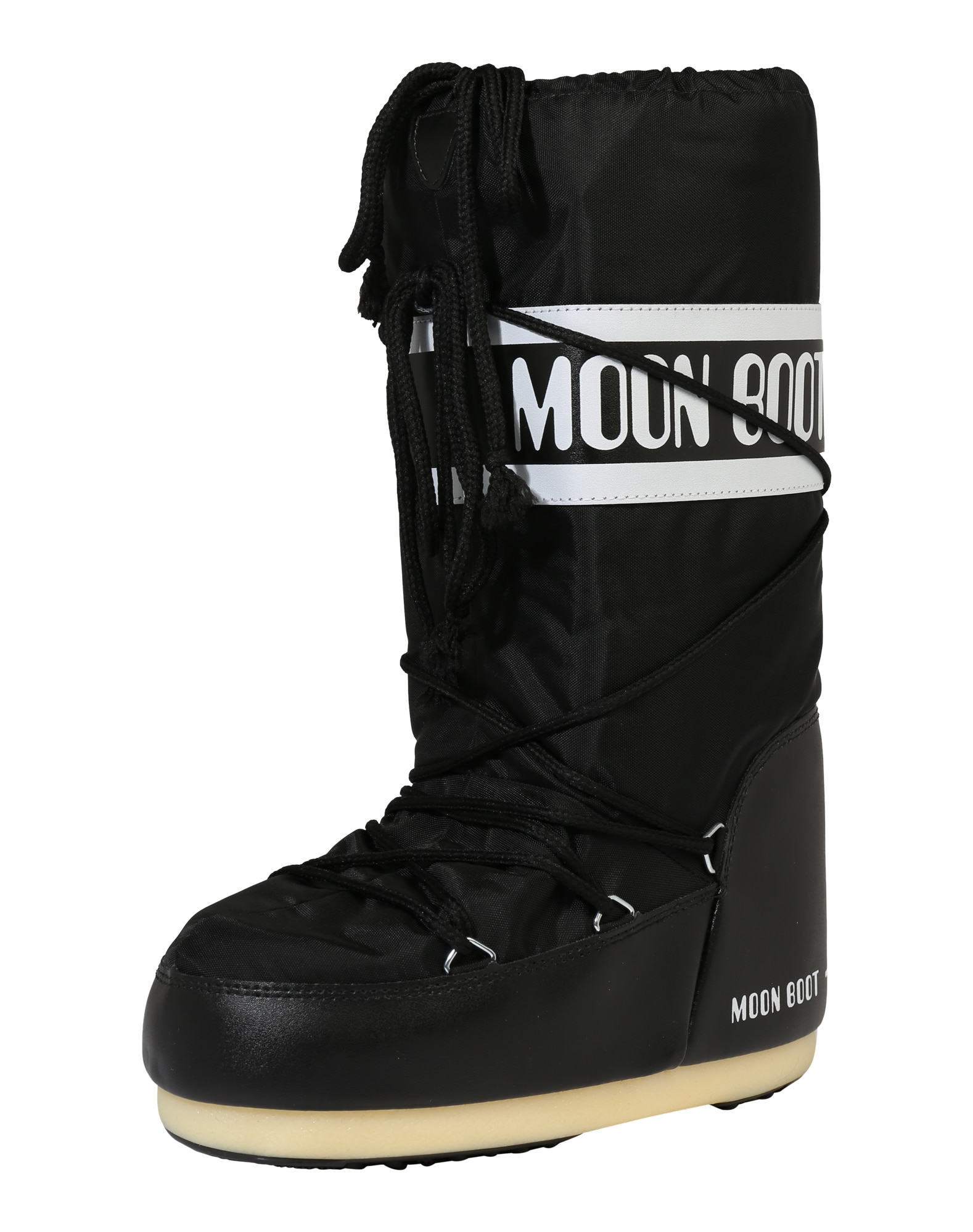Sněhule Nylon černá MOON BOOT
