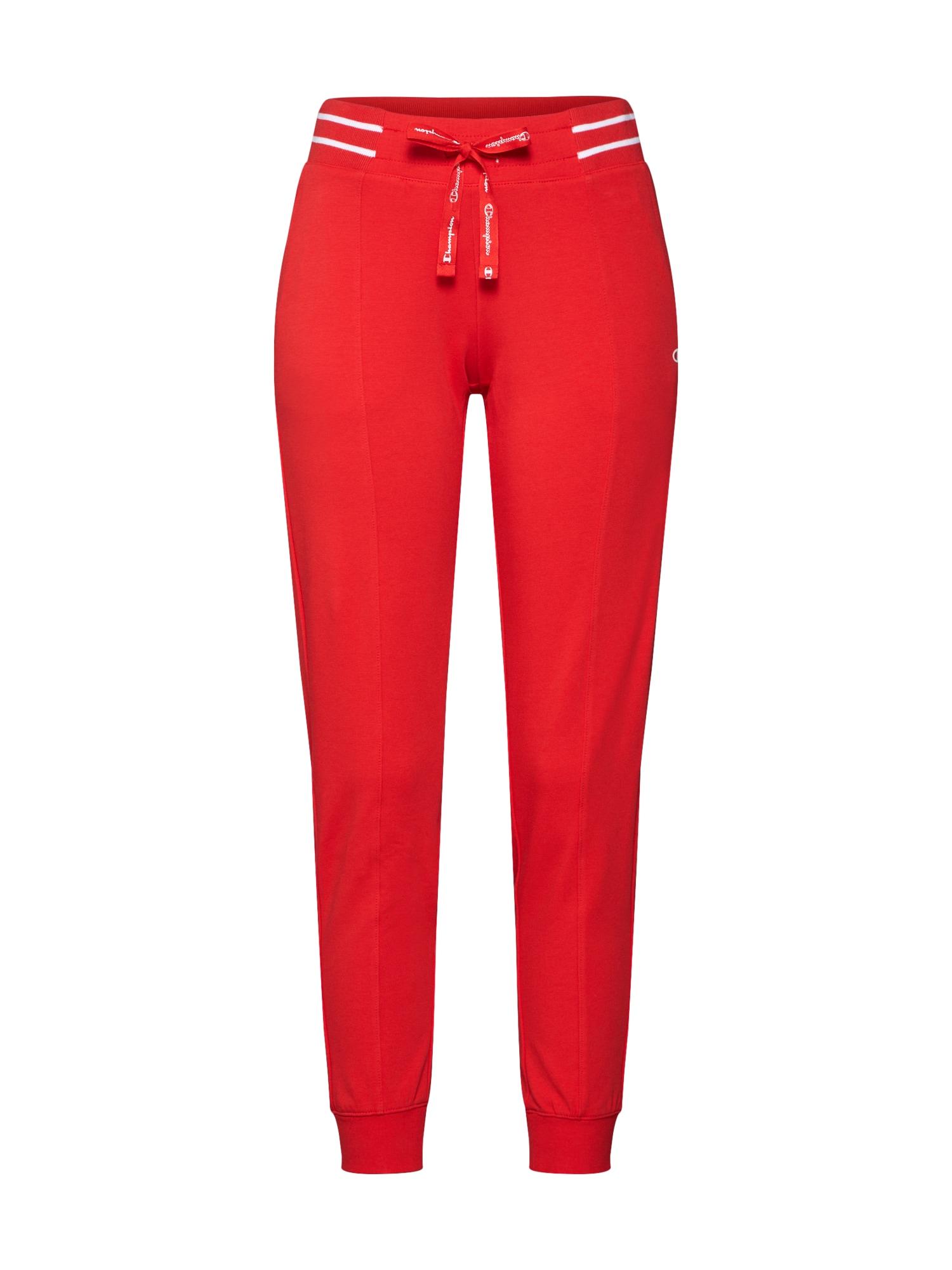 Kalhoty červená Champion Authentic Athletic Apparel