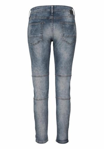 #MUSTANG #Damen #5-Pocket-Jeans #blau