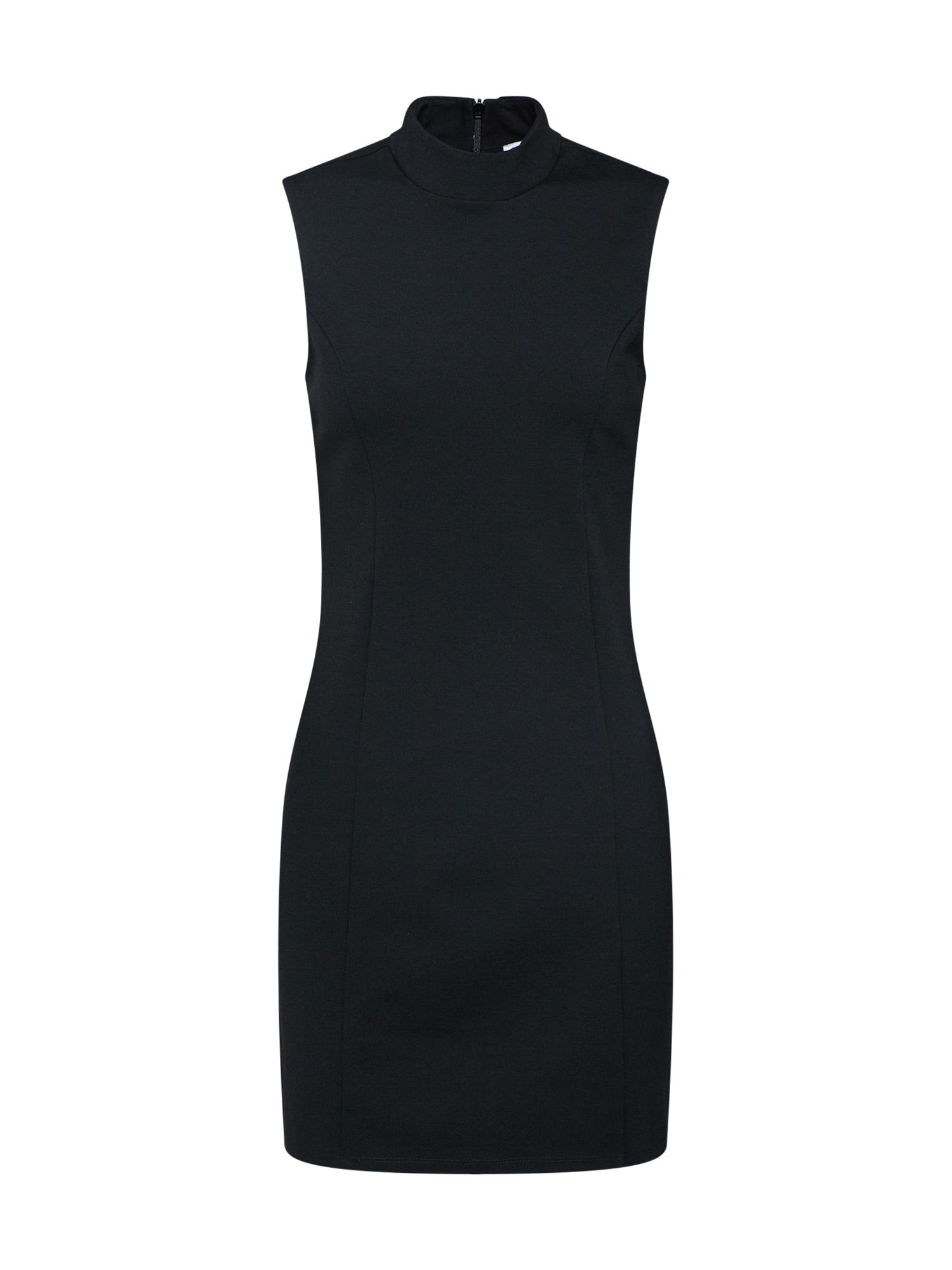 IVYREVEL Sukienka koktajlowa 'HIGH NECK DRESS'  czarny