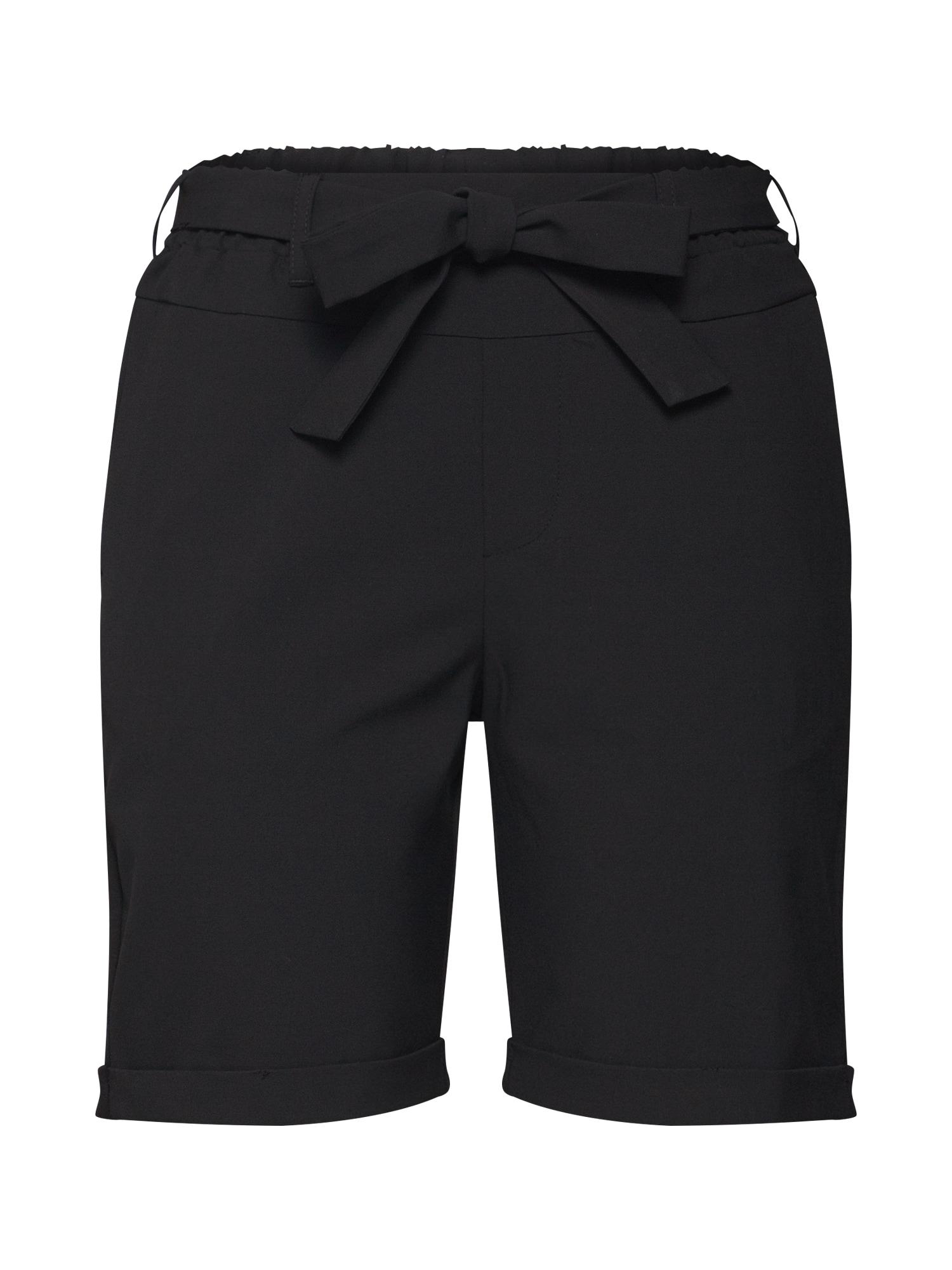 Kalhoty jillian černá Kaffe