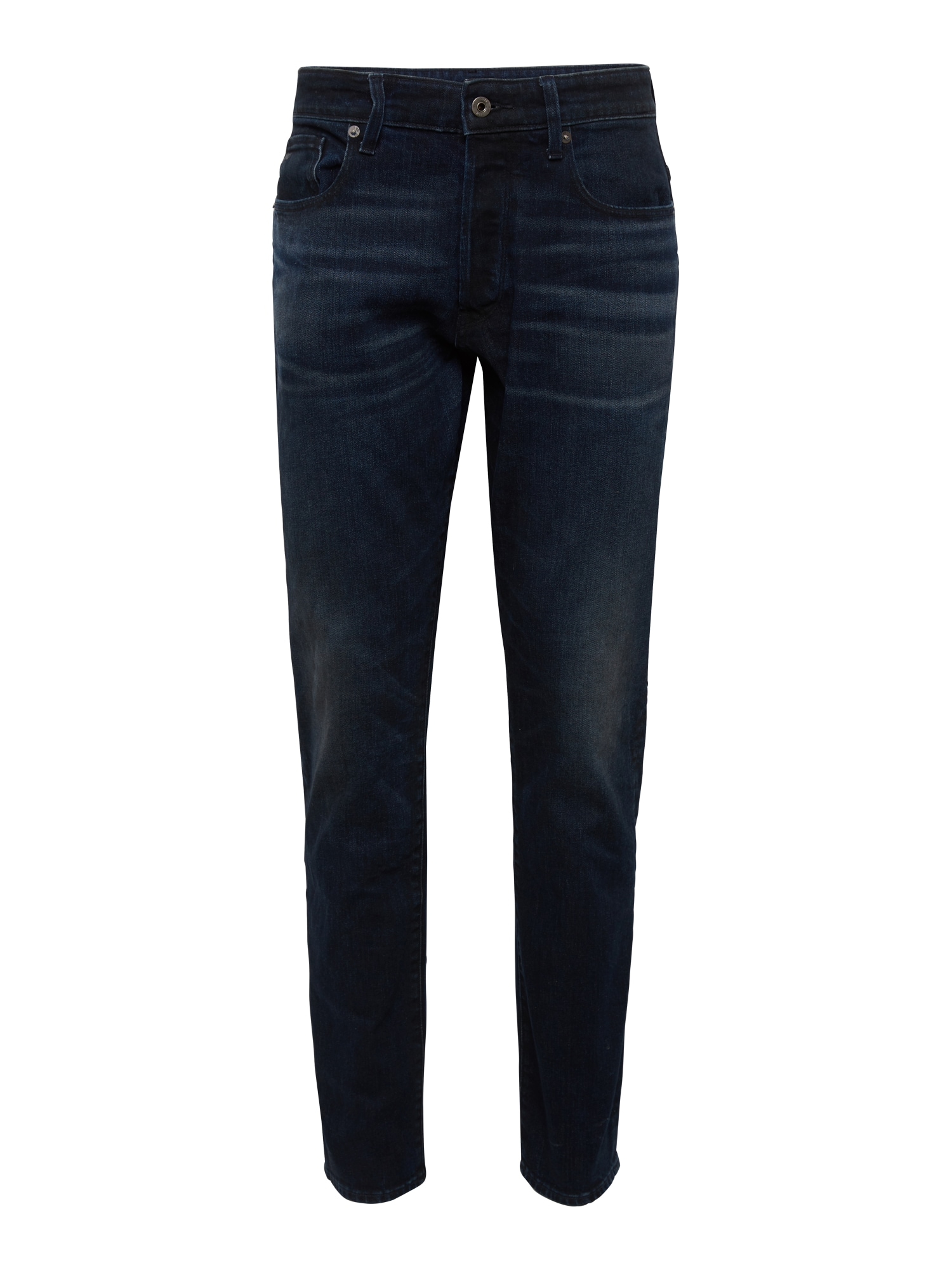 G-STAR RAW Heren Jeans 3301 Tapered donkerblauw