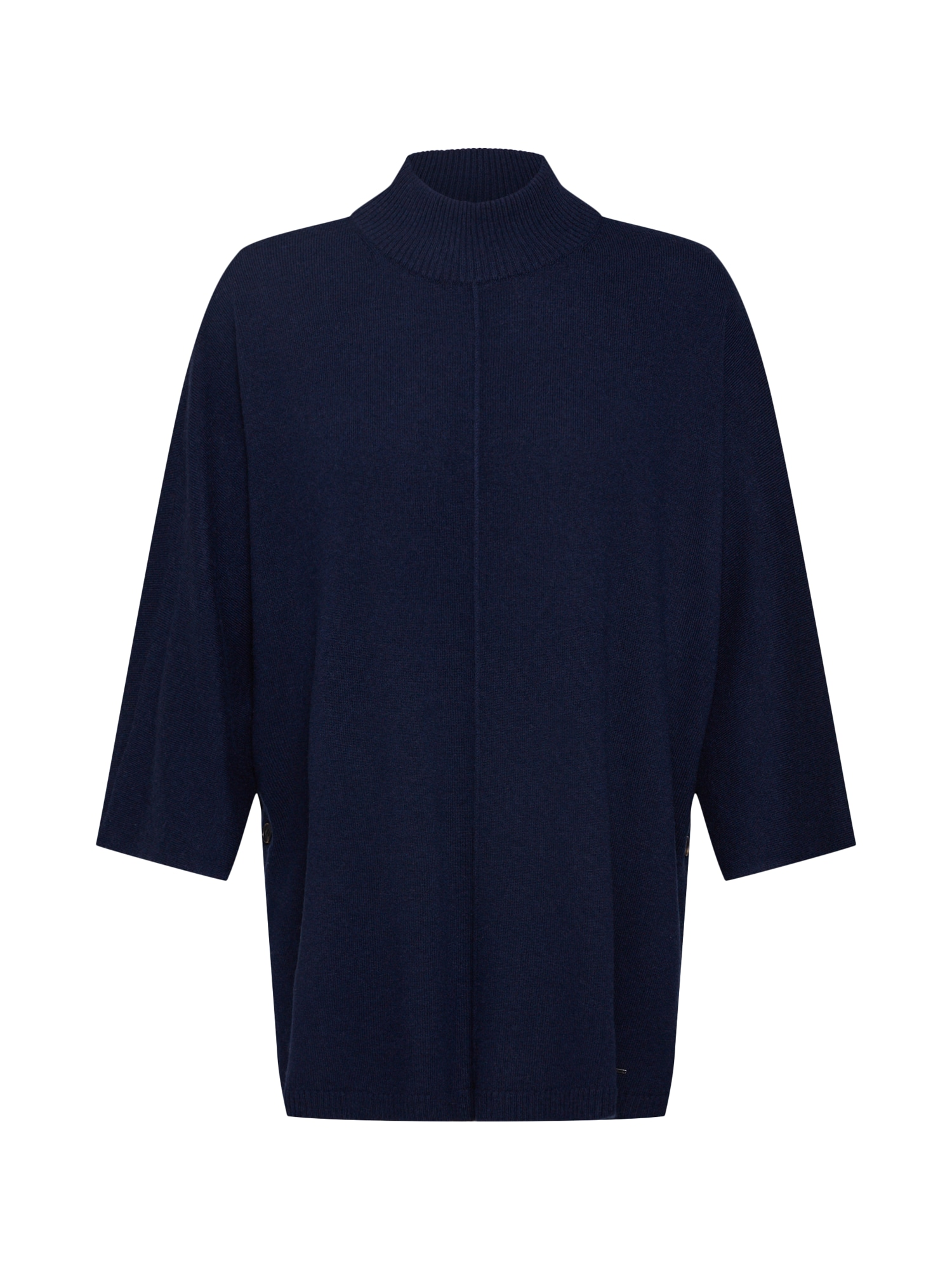 S.Oliver RED LABEL, Dames Cape 'PONCHO', navy