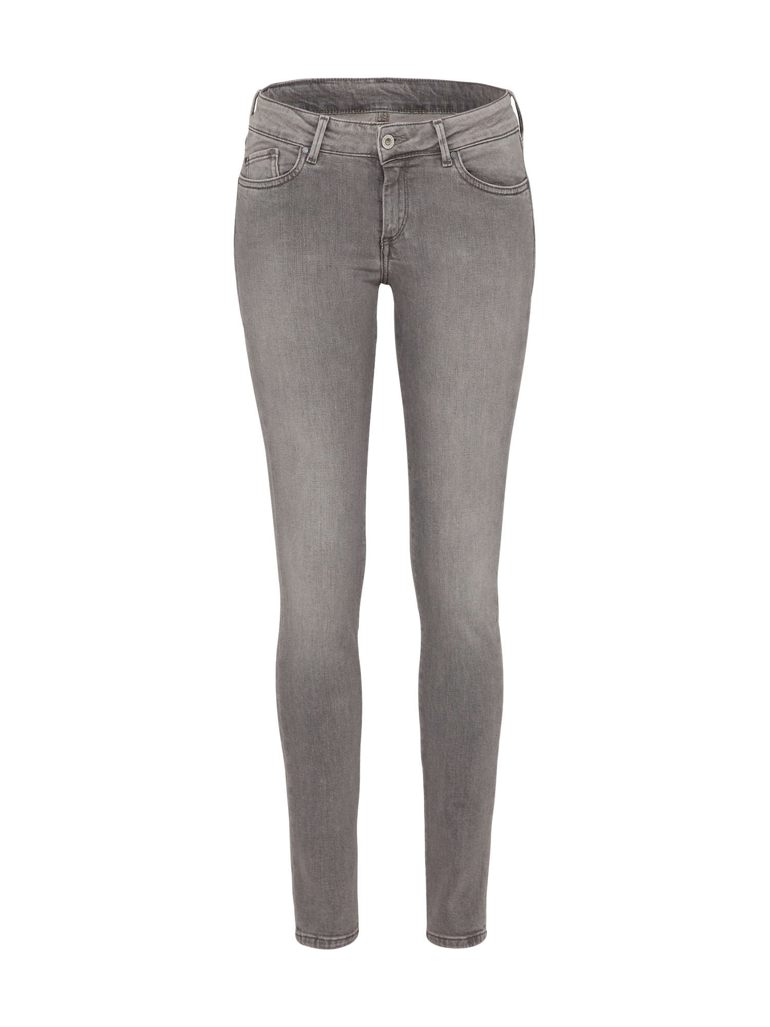Pepe Jeans Dames Jeans Pixie grey denim