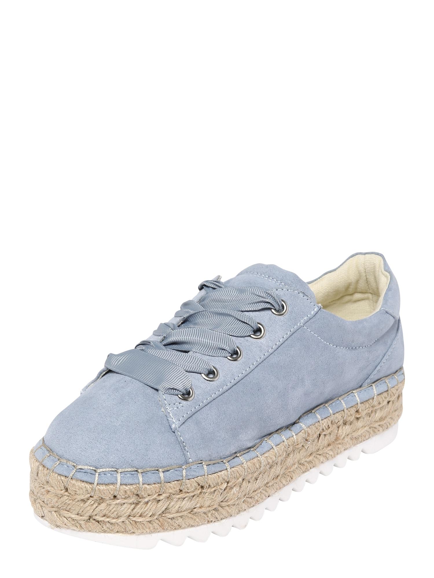 Espadrilles | Schuhe > Espadrilles | Hellblau | BULLBOXER