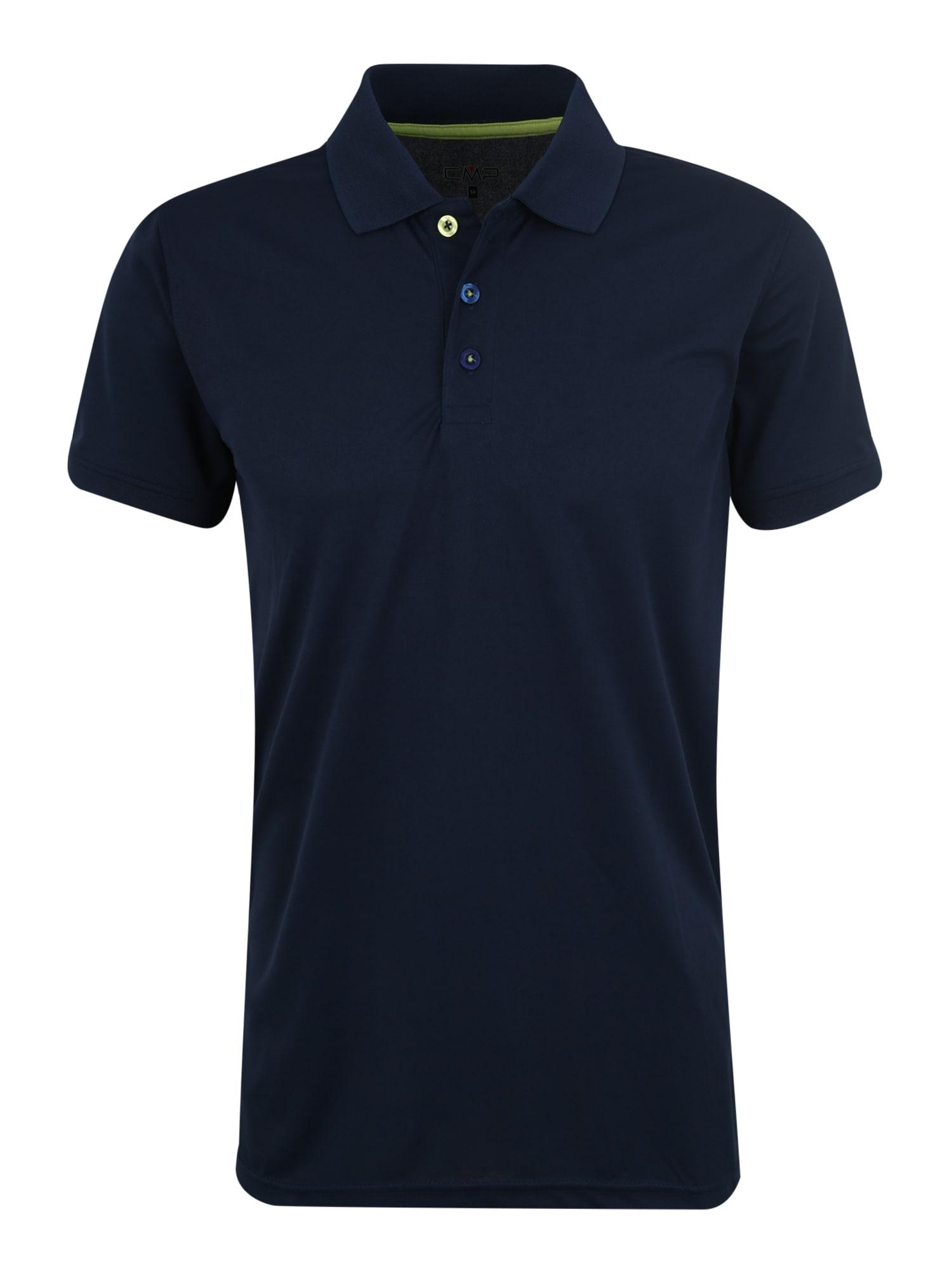 Funkční tričko marine modrá CMP