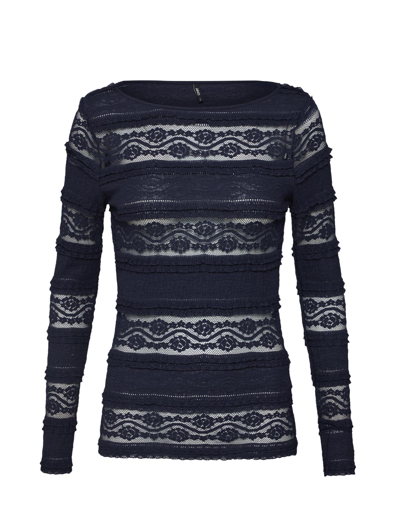 Tričko onlMARJORIE noční modrá ONLY