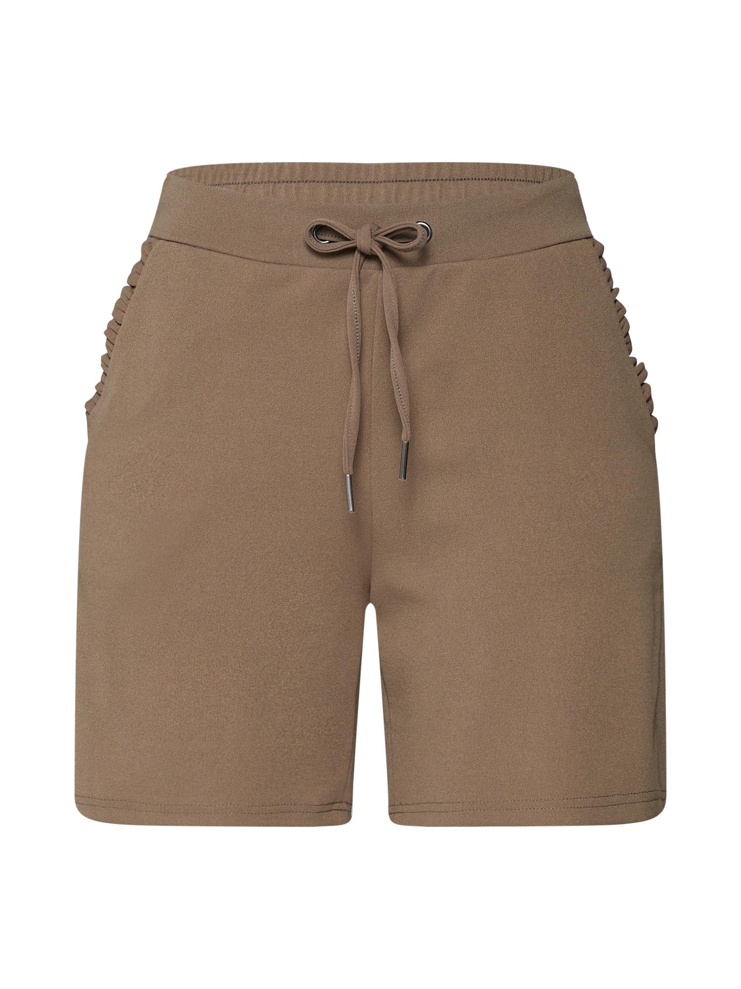Kalhoty SIHAM 3 khaki Soyaconcept