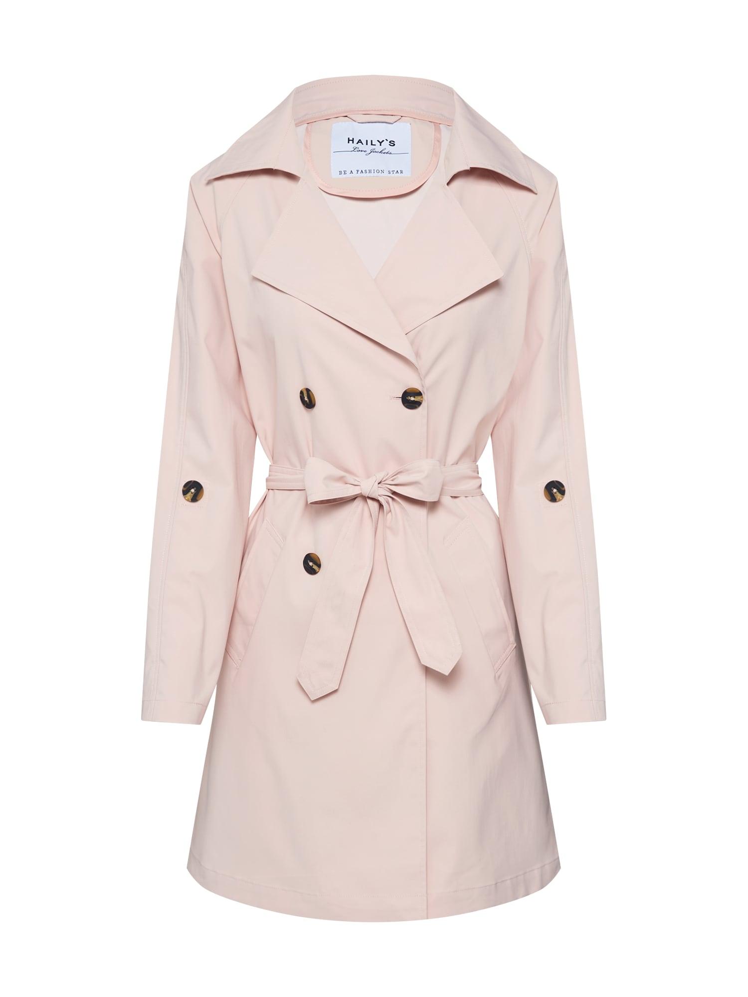 Přechodný kabát Trenchy rosa Hailys