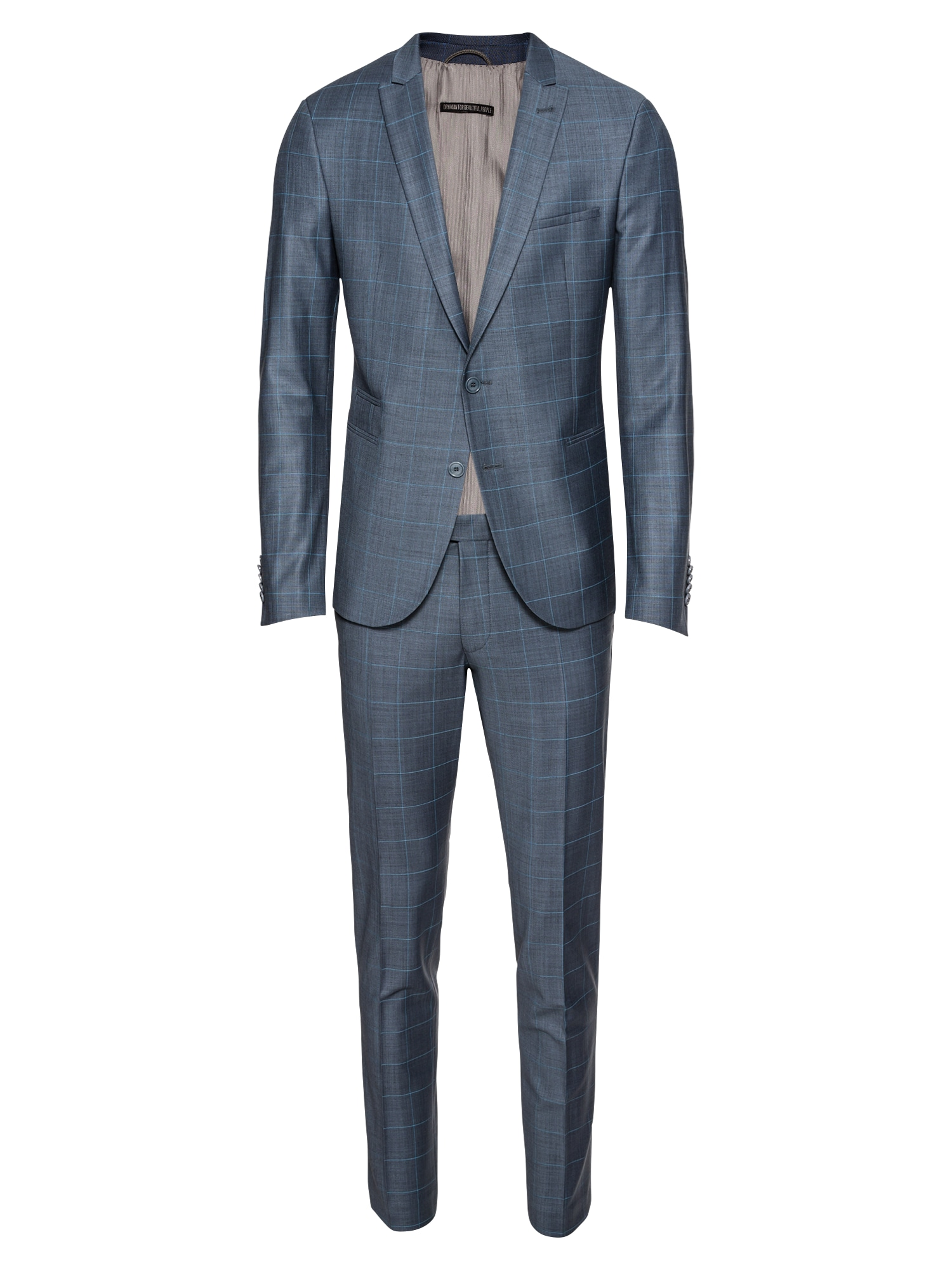 Oblek P-IRVING modrá DRYKORN