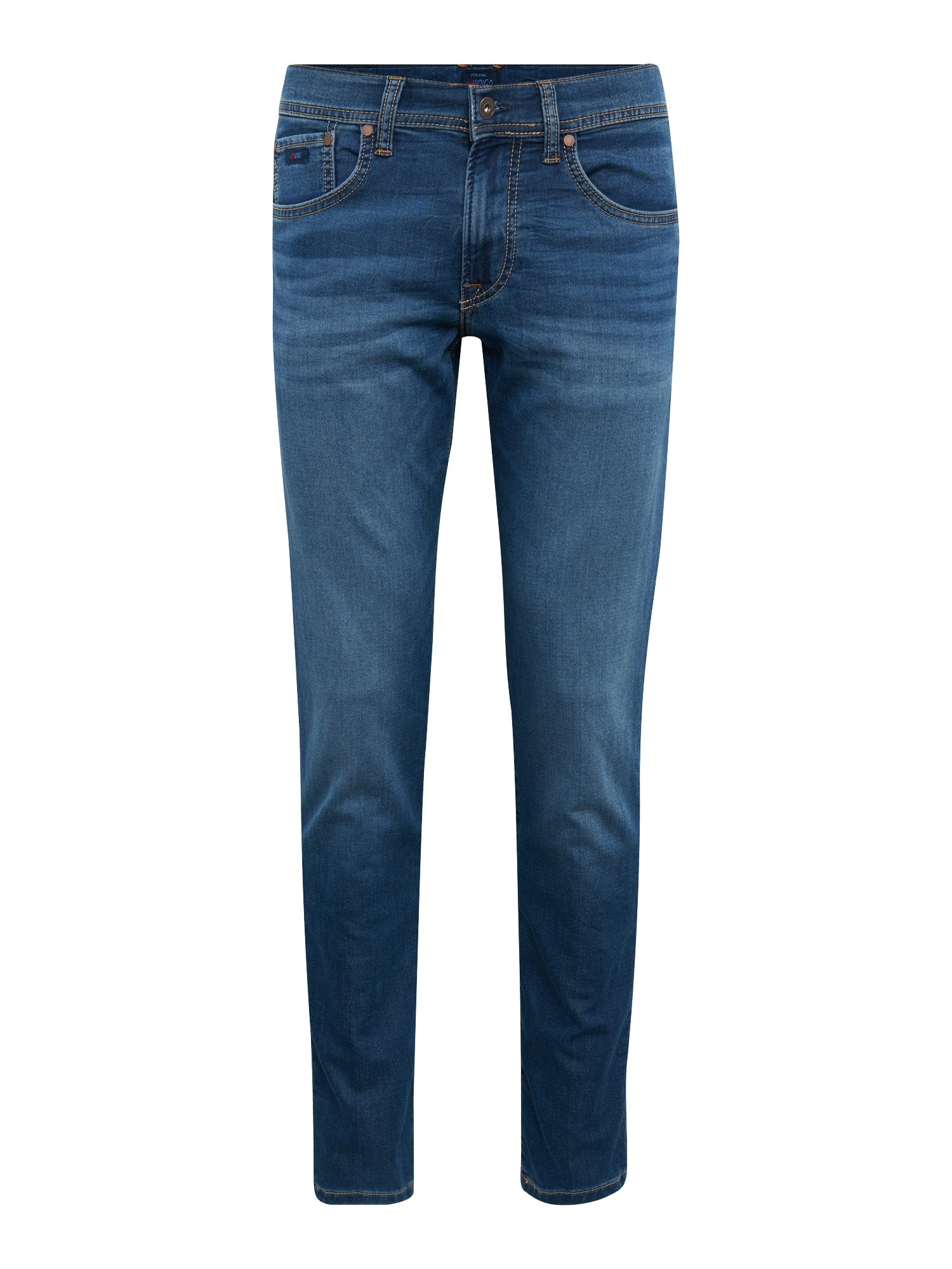 Pepe Jeans Heren Jeans Cane blauw denim