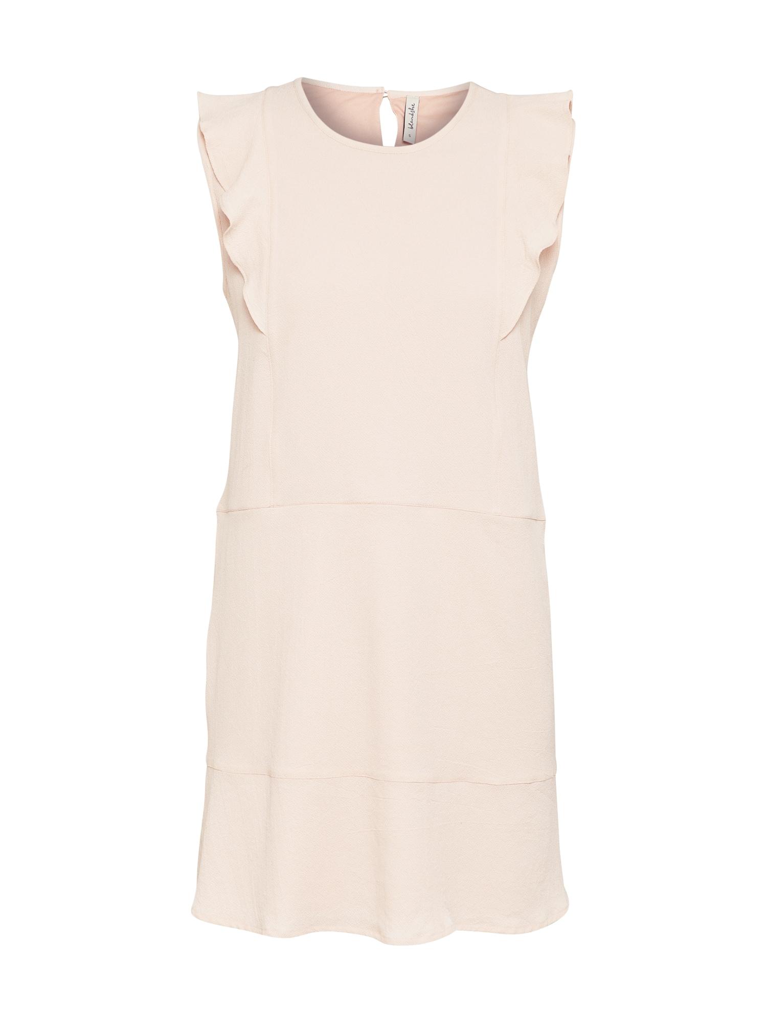 Letní šaty Sury pudrová Blend She