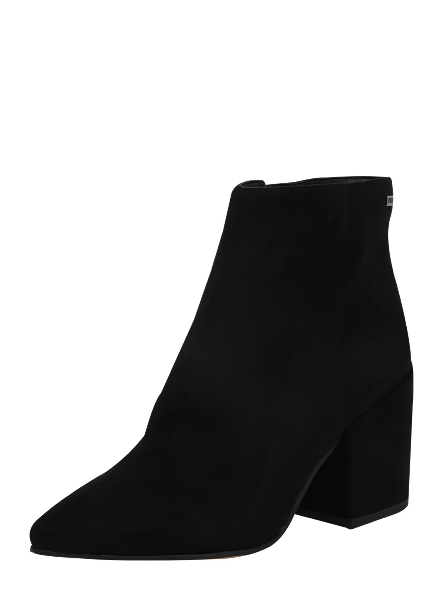 Kotníkové boty Guinea černá MTNG