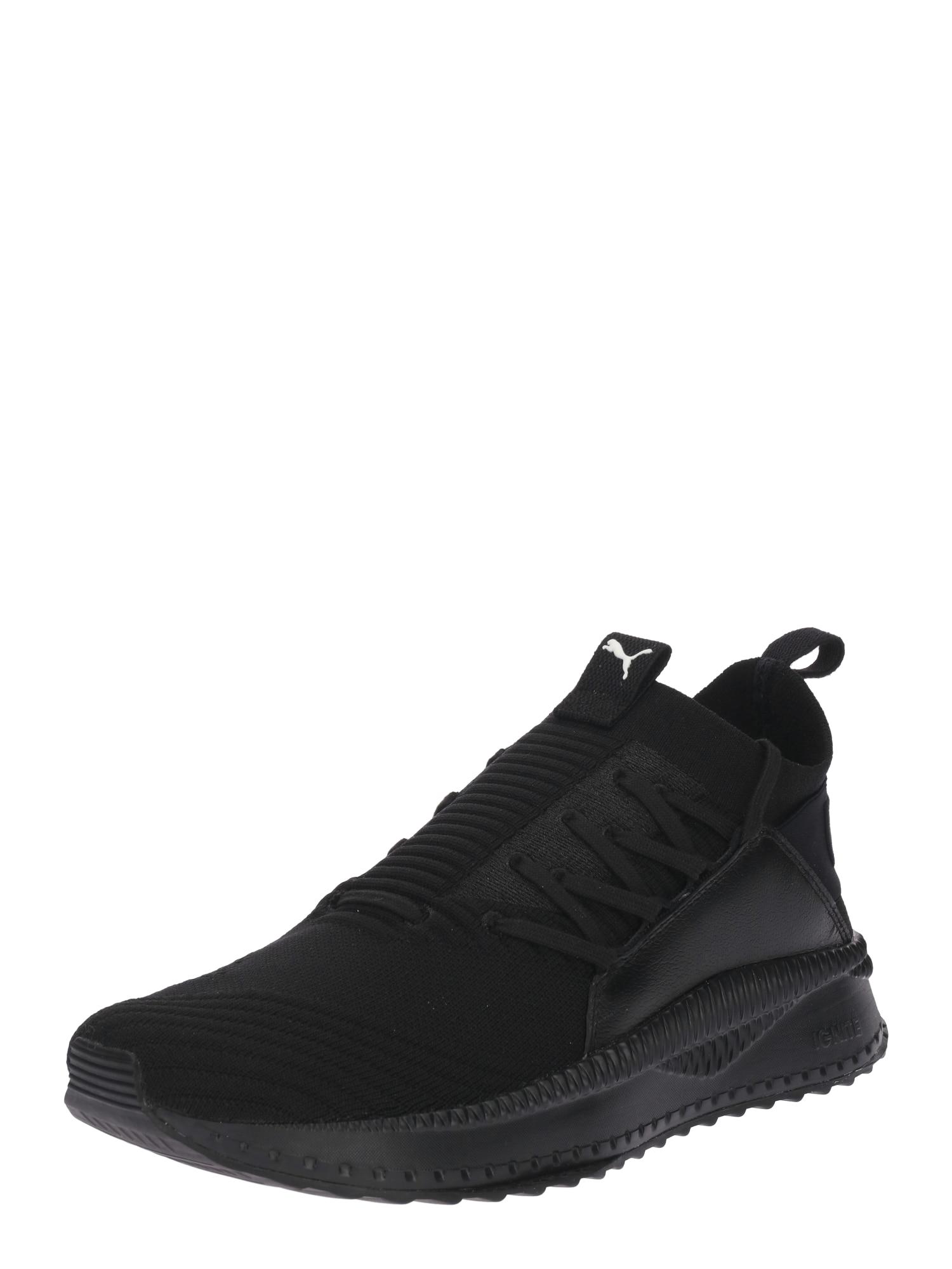 PUMA, Dames Sneakers laag 'TSUGI Jun', zwart