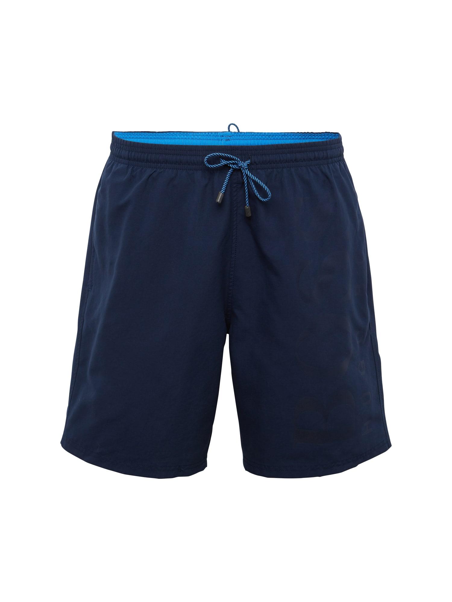 Plavecké šortky BORCA tmavě modrá BOSS