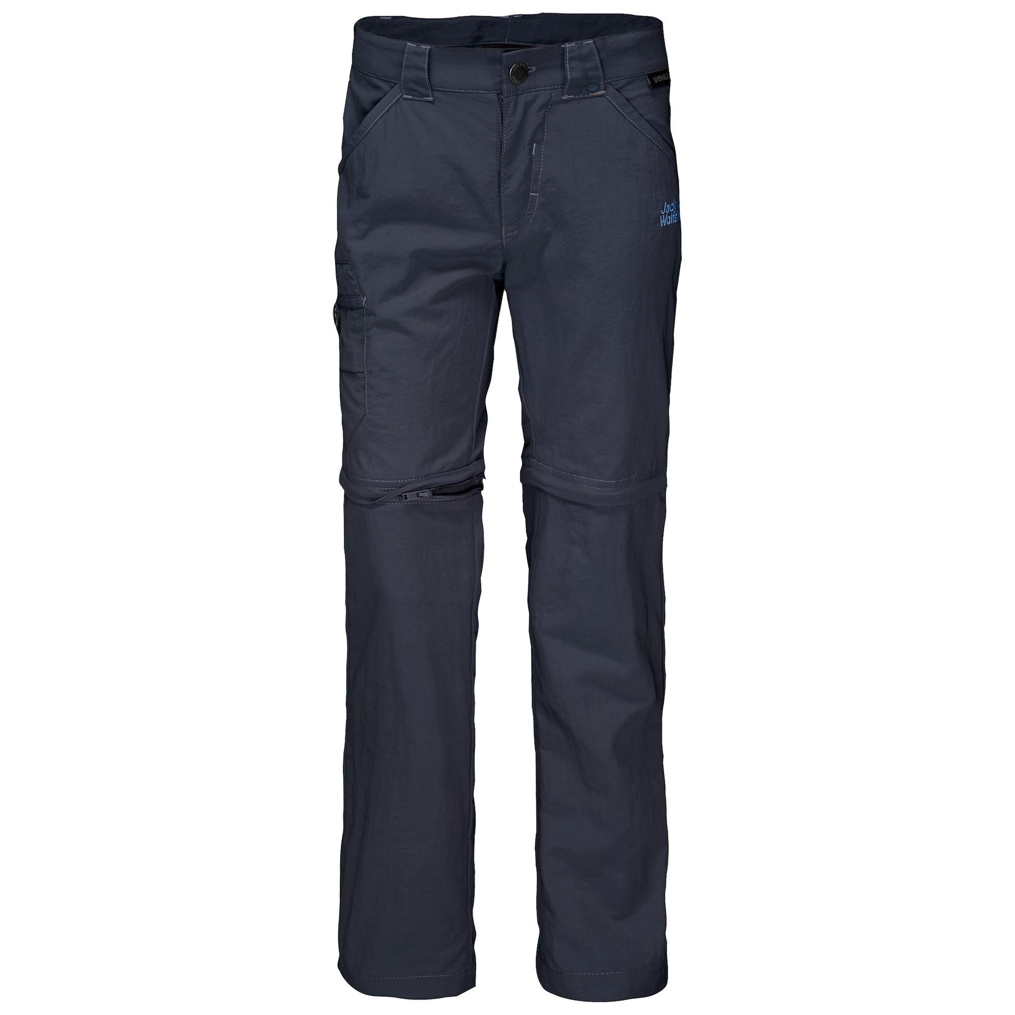 Outodoor kalhoty Safari noční modrá JACK WOLFSKIN