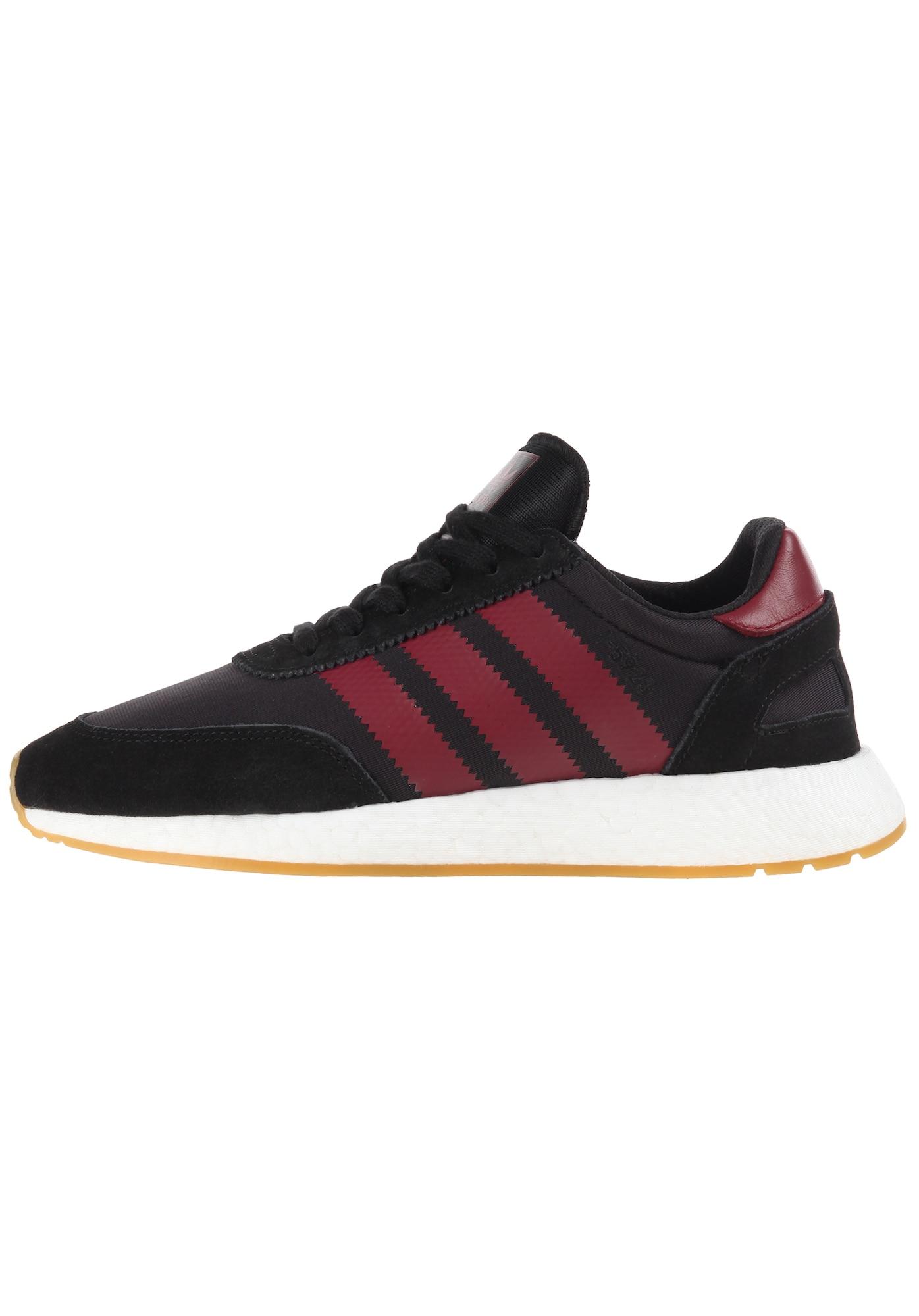 ADIDAS ORIGINALS, Heren Sneakers laag 'I-5923', bourgogne / zwart / wit