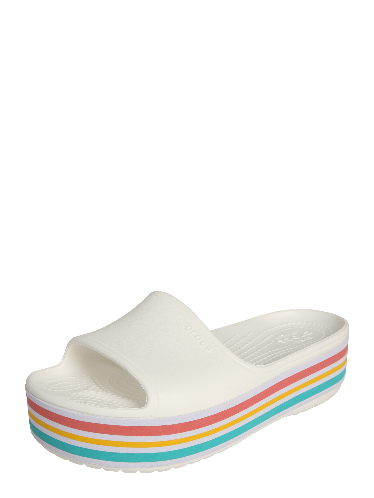Pantofle bílá Crocs
