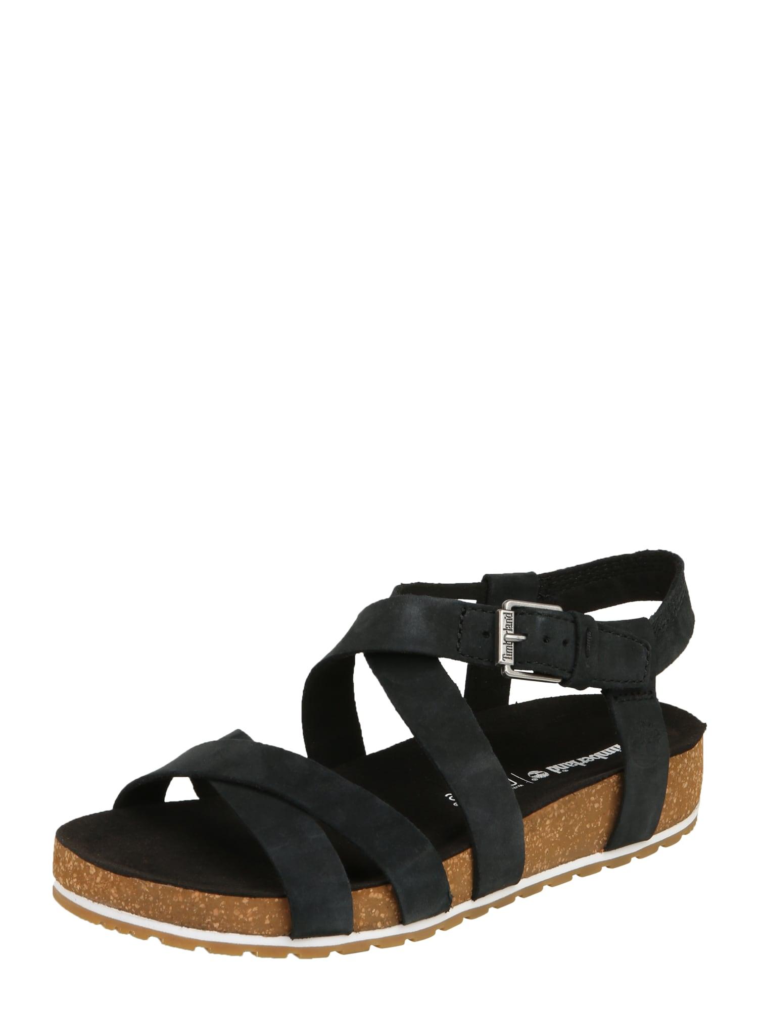 Páskové sandály Malibu Waves černá TIMBERLAND
