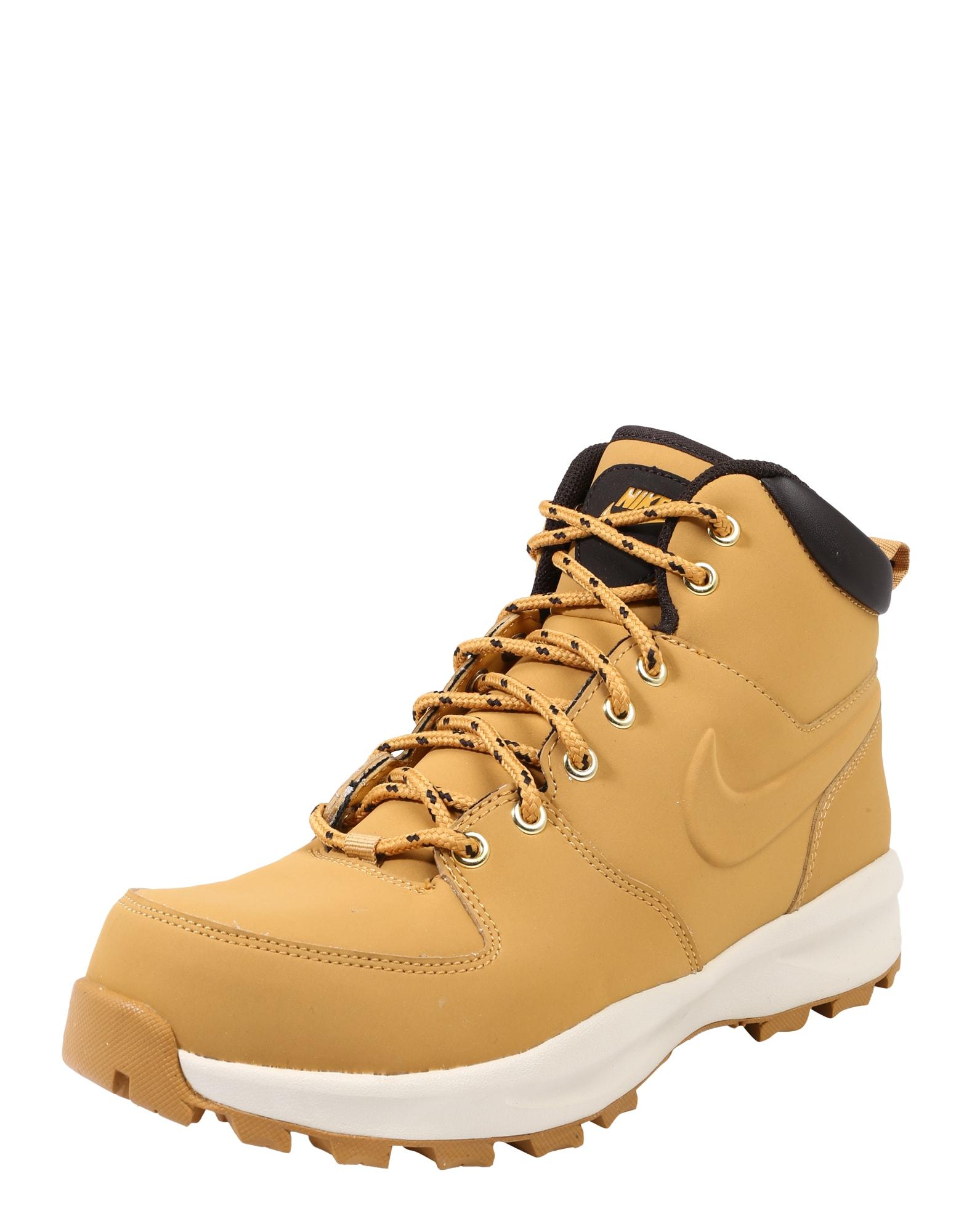 Nike Sportswear, Heren Sneakers hoog 'Manoa', sand