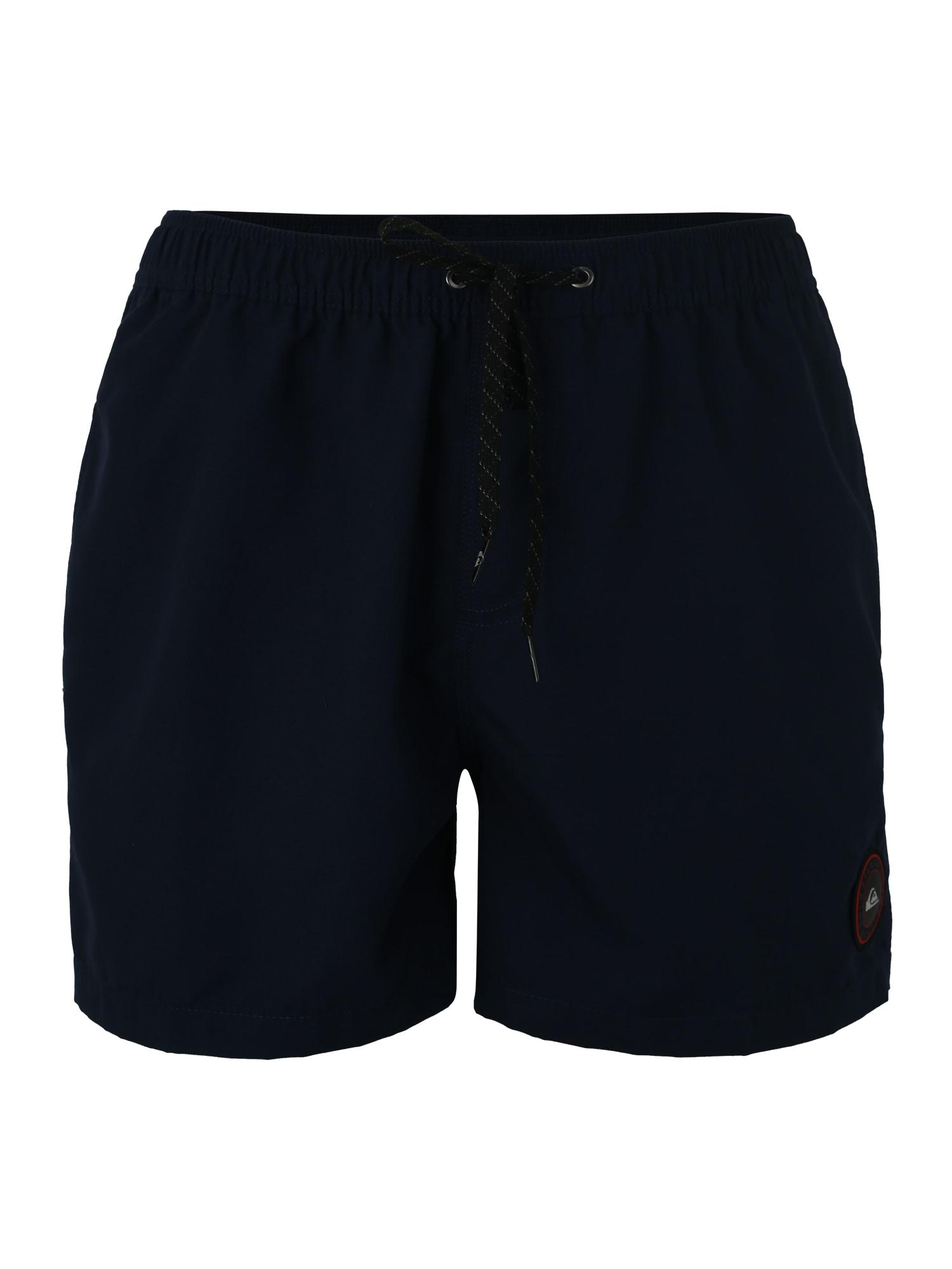 Plavecké šortky Everyday 15 Volley tmavě modrá QUIKSILVER