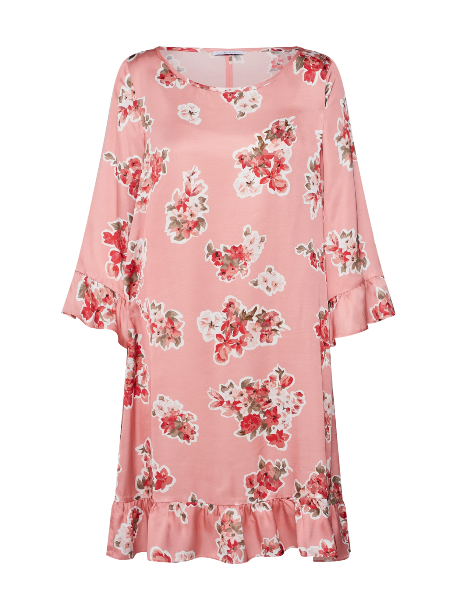 Letní šaty Vargas  růžová IBlues