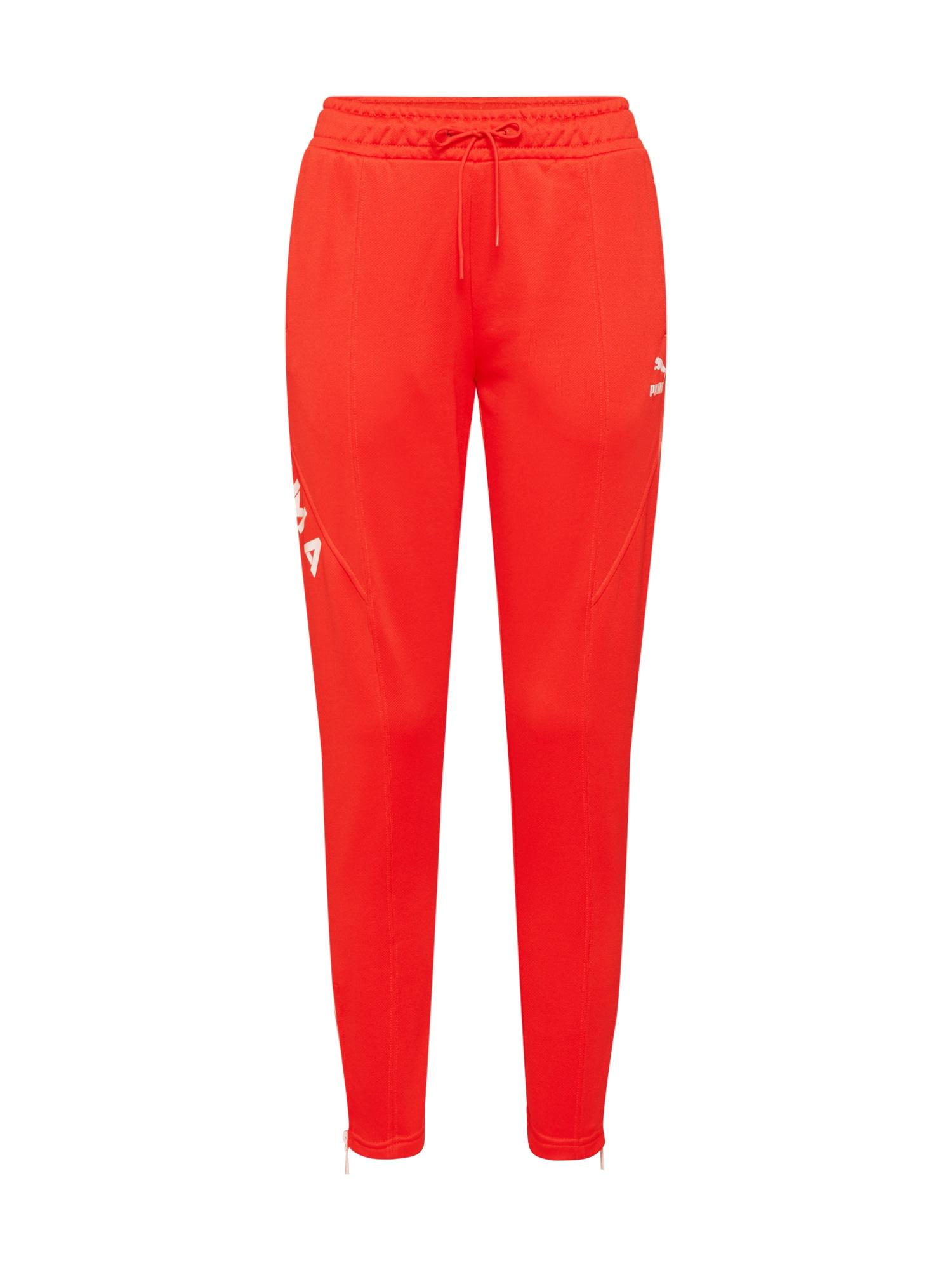 Kalhoty XTG 94 červená bílá PUMA