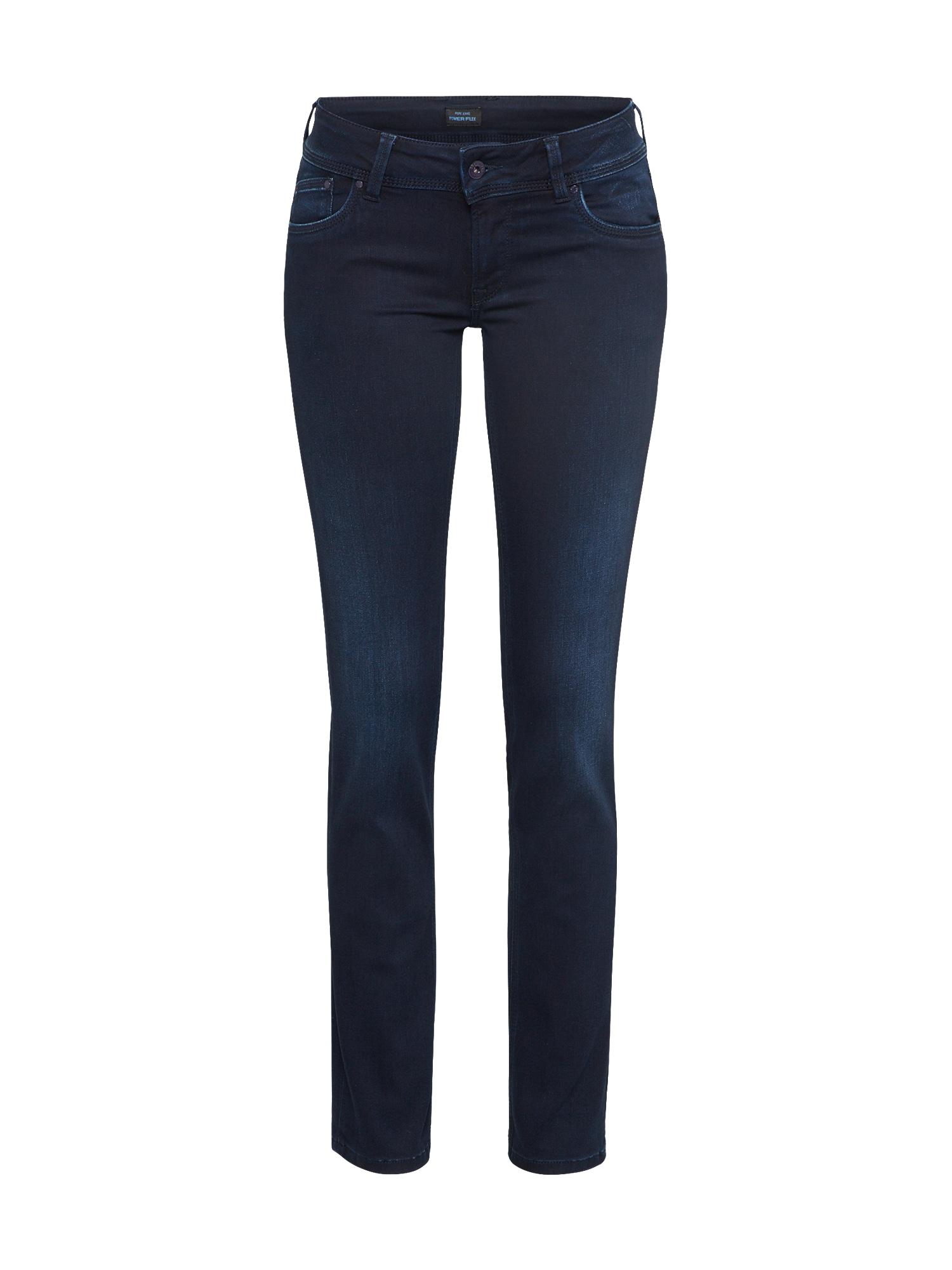 Pepe Jeans Dames Jeans Saturn blue denim