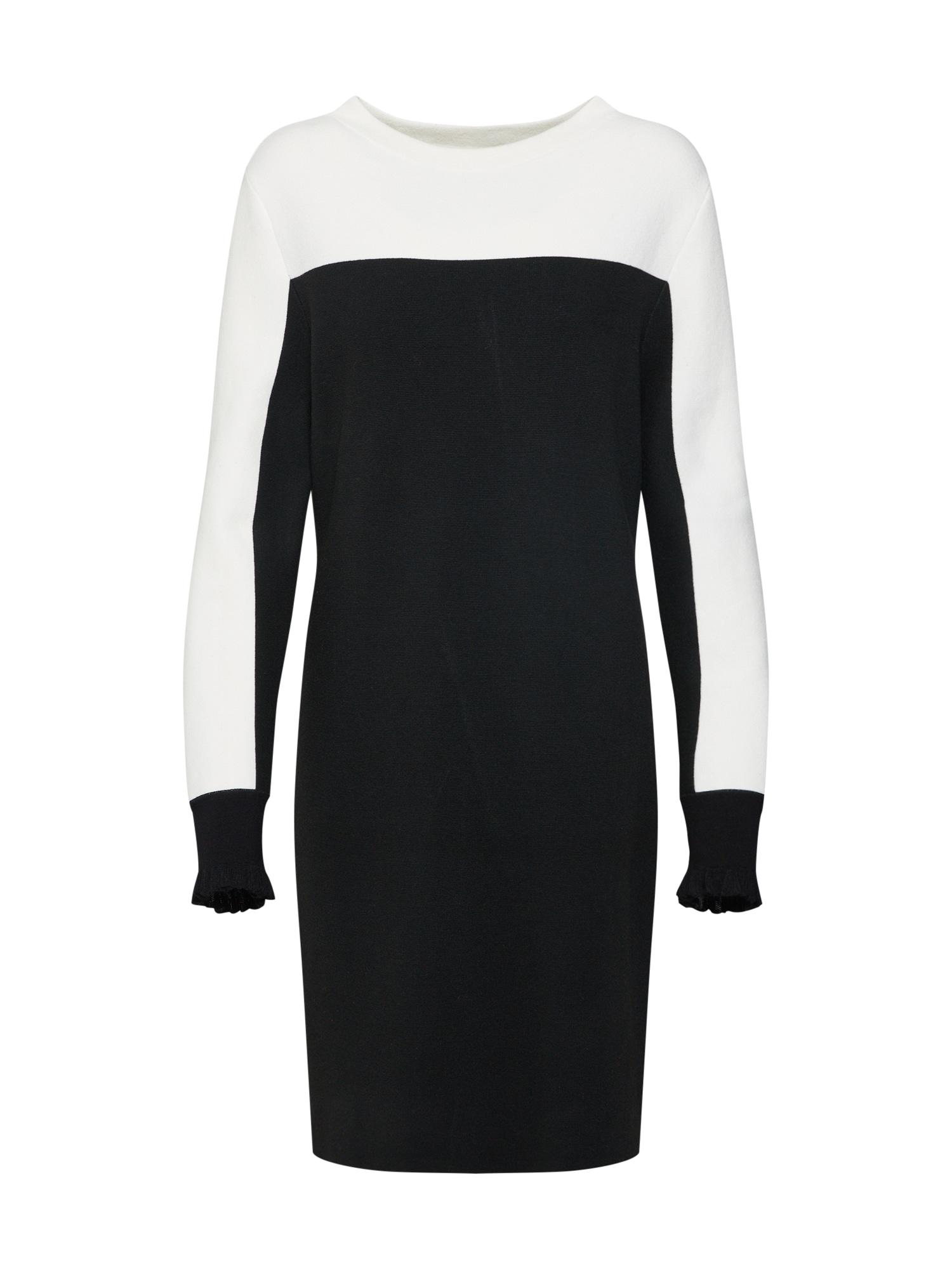 Šaty černá bílá Betty & Co