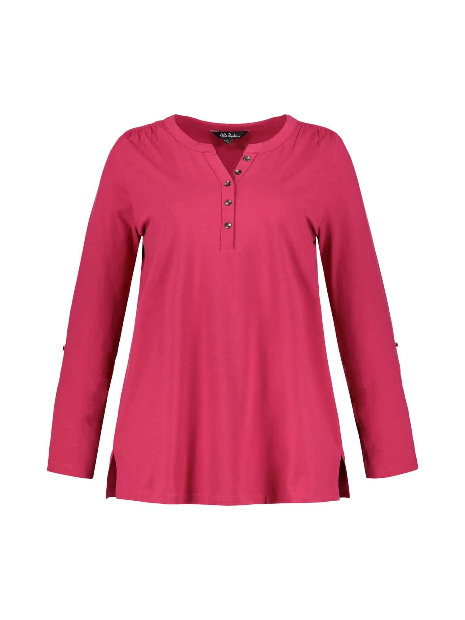 Tričko pink Ulla Popken
