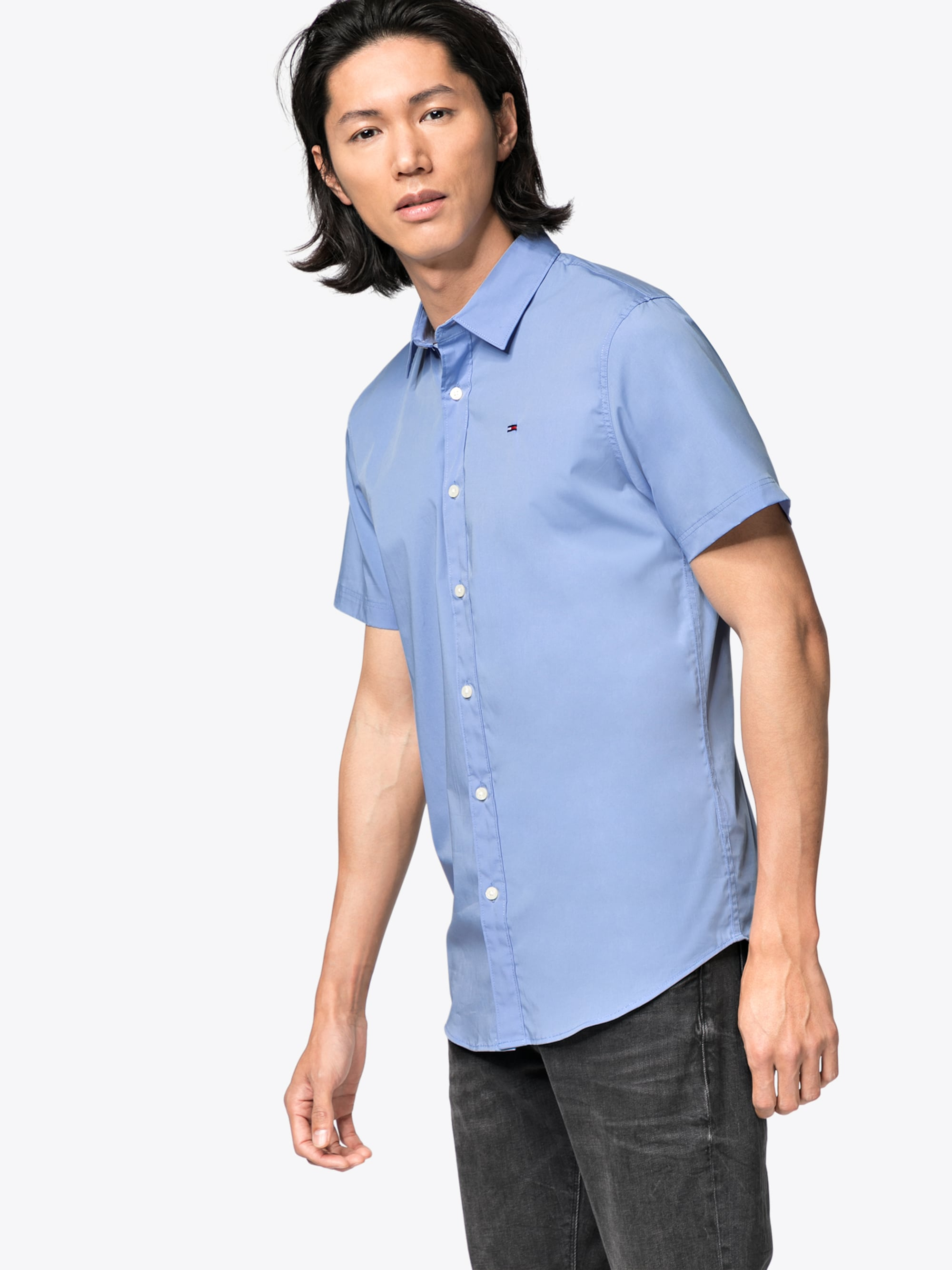 Overhemd 'TJM ESSENTIAL STRETCH SHIRT'
