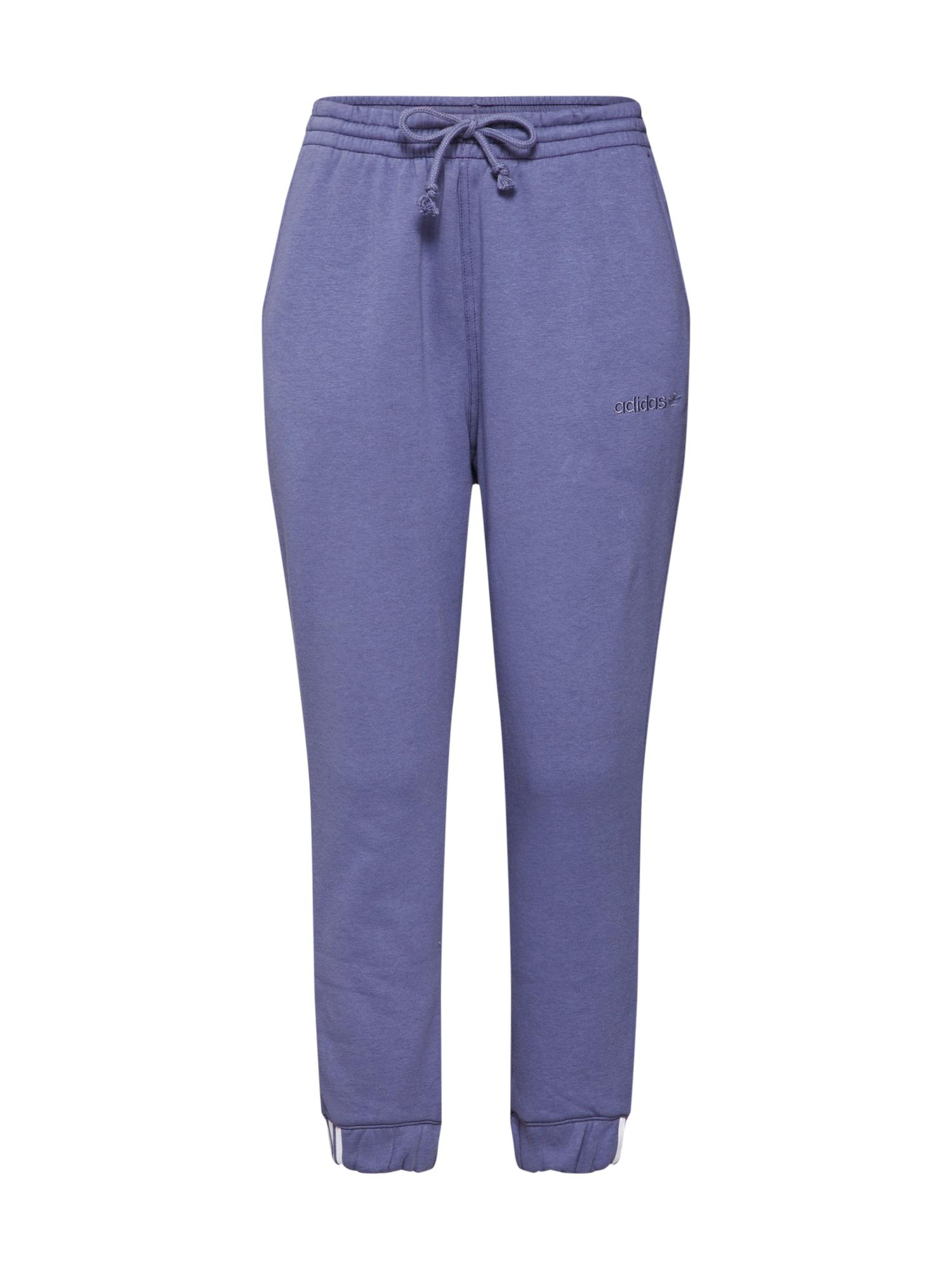 Kalhoty šeříková ADIDAS ORIGINALS