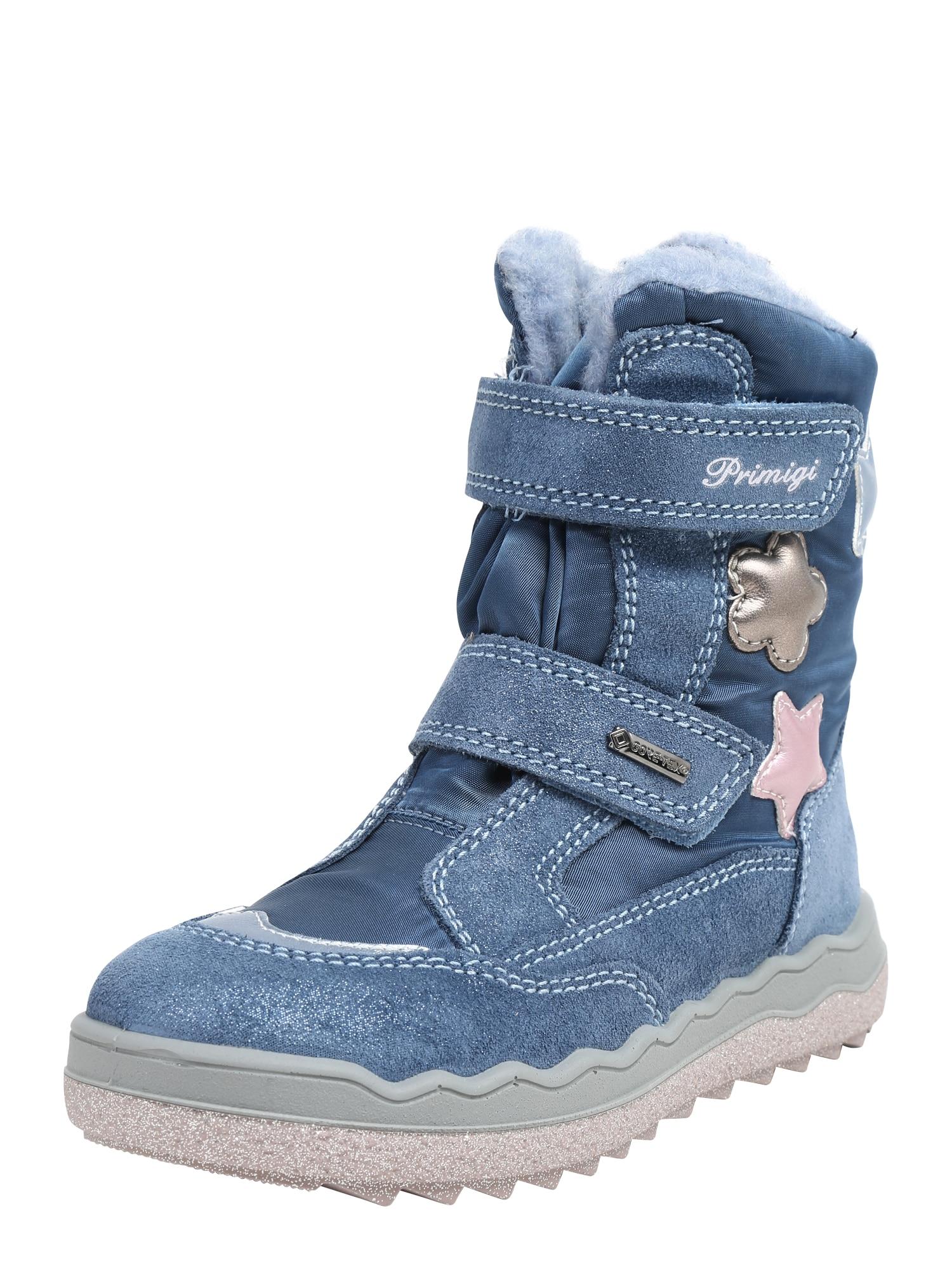 Sněhule PFZGT 43820 nebeská modř PRIMIGI