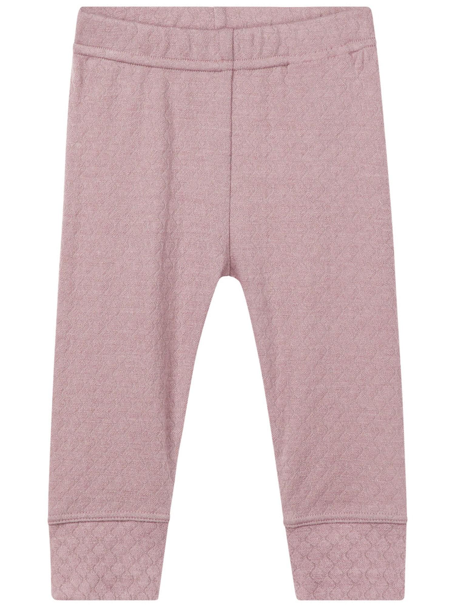 NAME IT Baby Wollen-zijde Legging Dames Roze