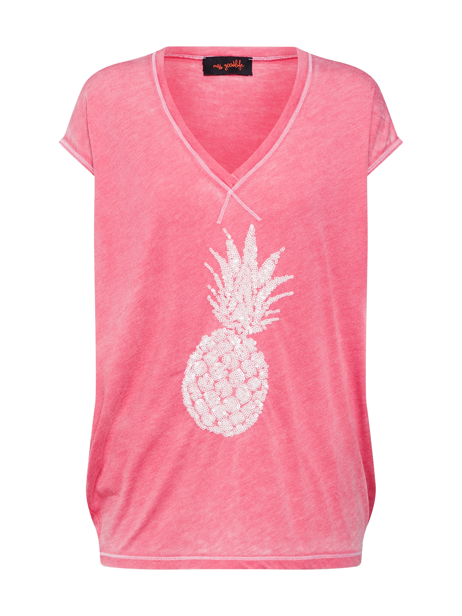 Tričko pink Miss Goodlife